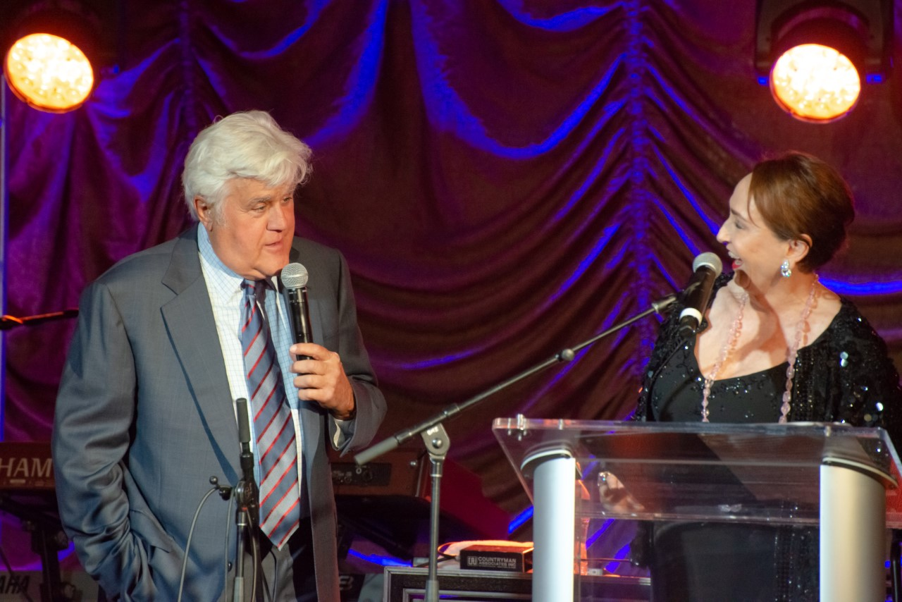 Jay Leno Honoured with Doctorate of Humane Letters from Academy of Art University
