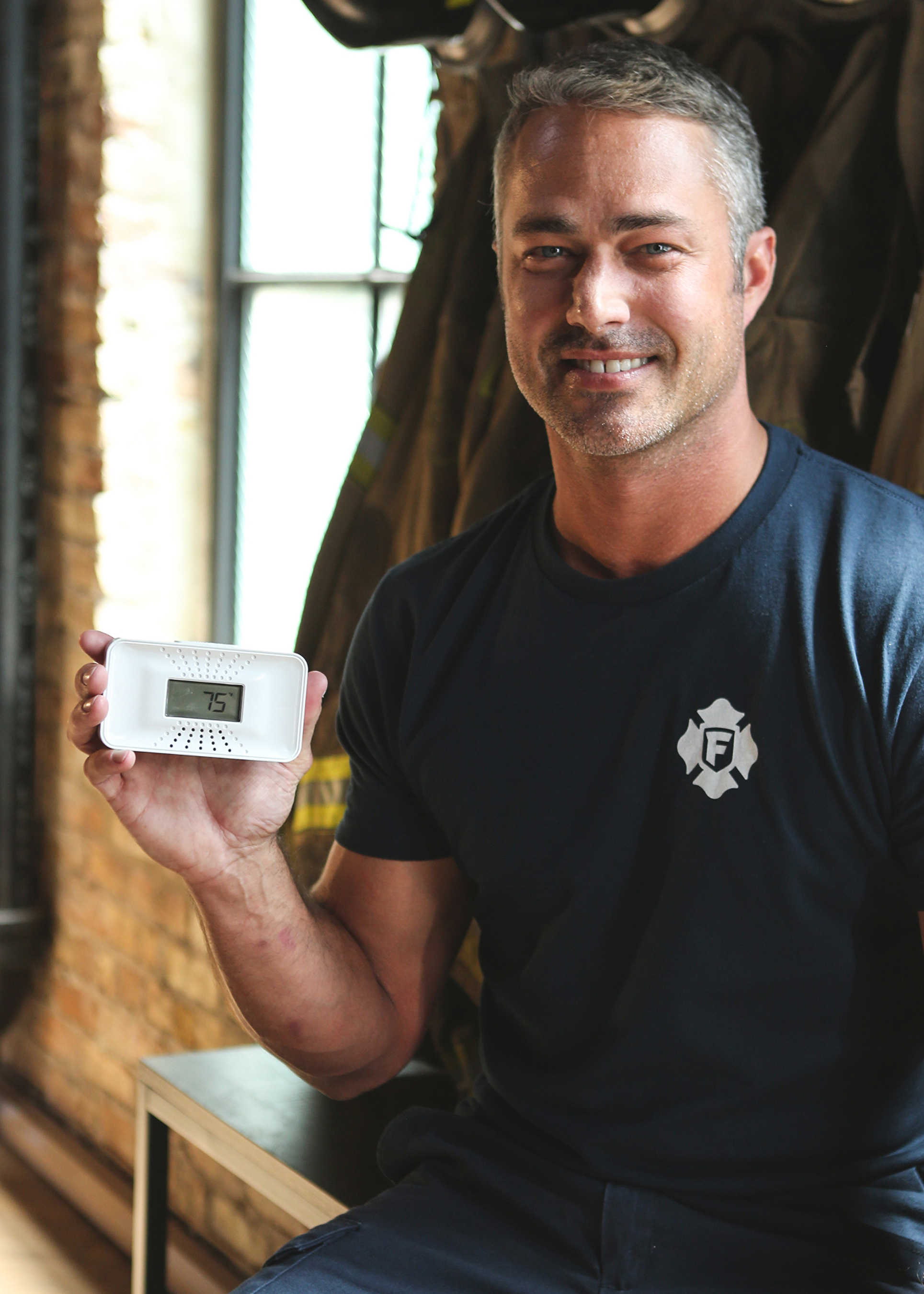 Test CO alarms regularly