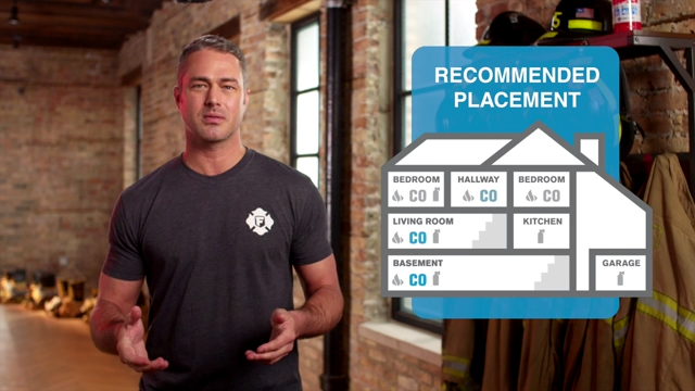 First Alert And Actor Taylor Kinney Raise Awareness Of Carbon...