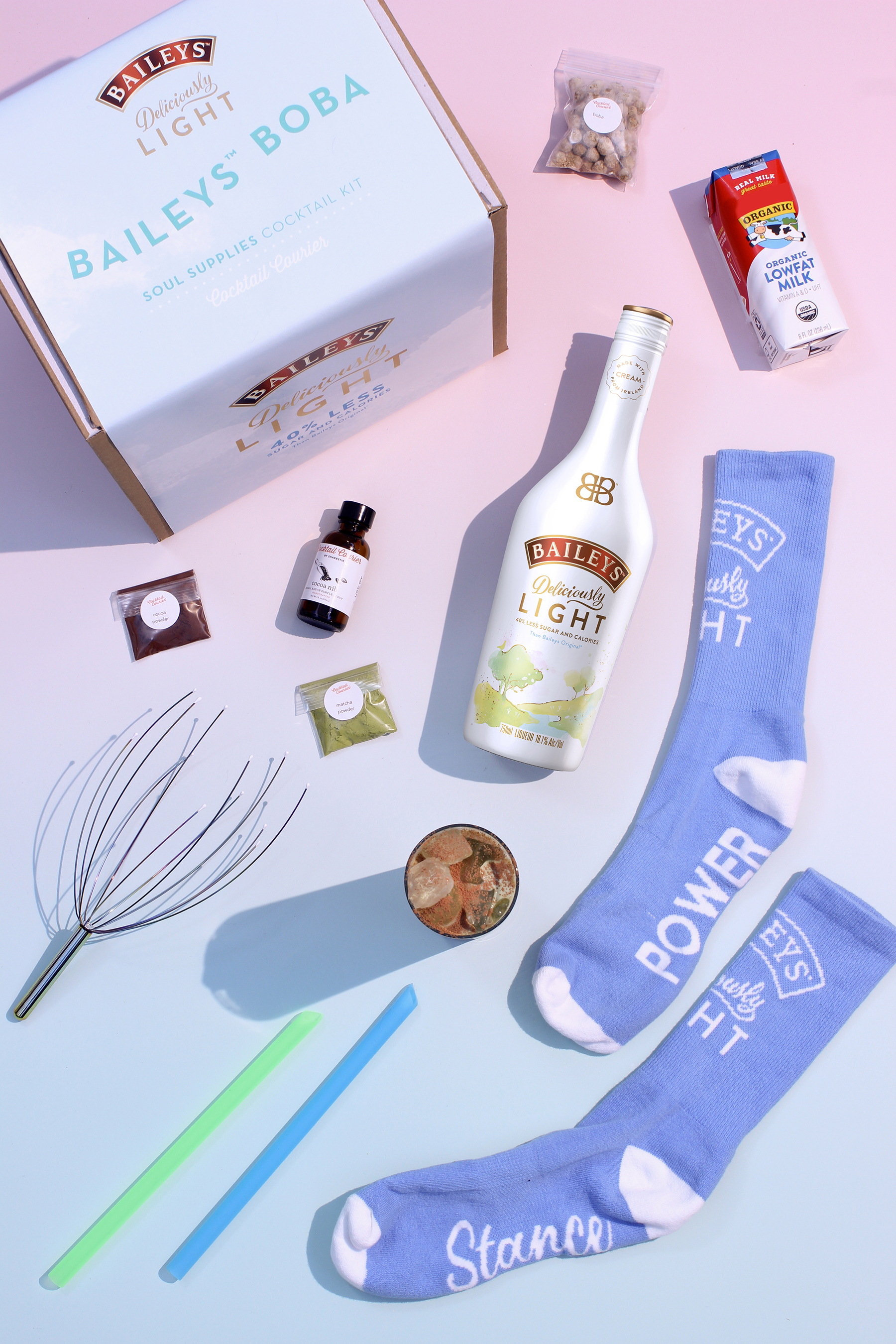 Baileys Deliciously Light Soul Supplies Light Break Kit