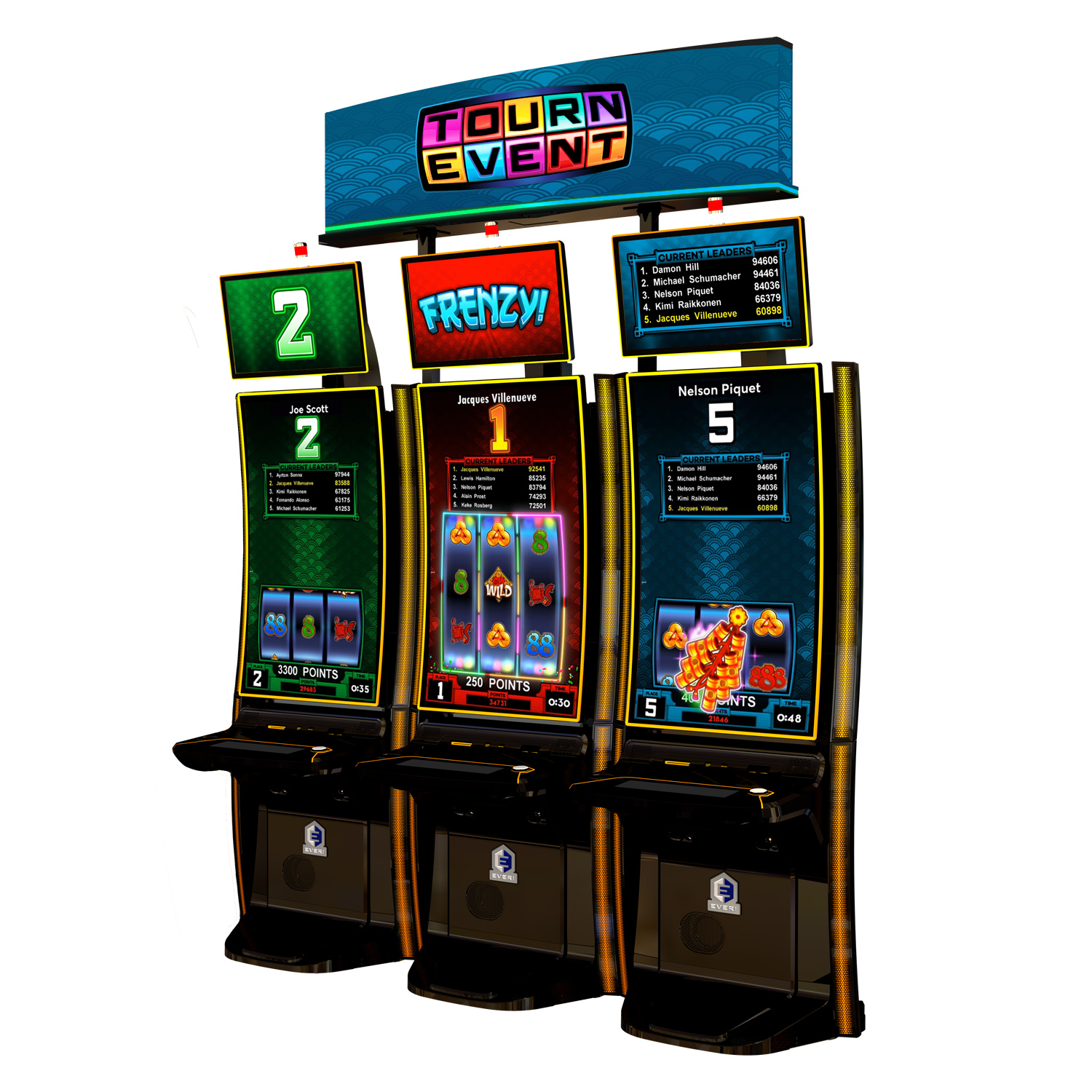 Everi's next iteration of the industry's most popular slot tournament allows casino operators to significantly improve ease of player access to TournEvent while driving increased revenue.
