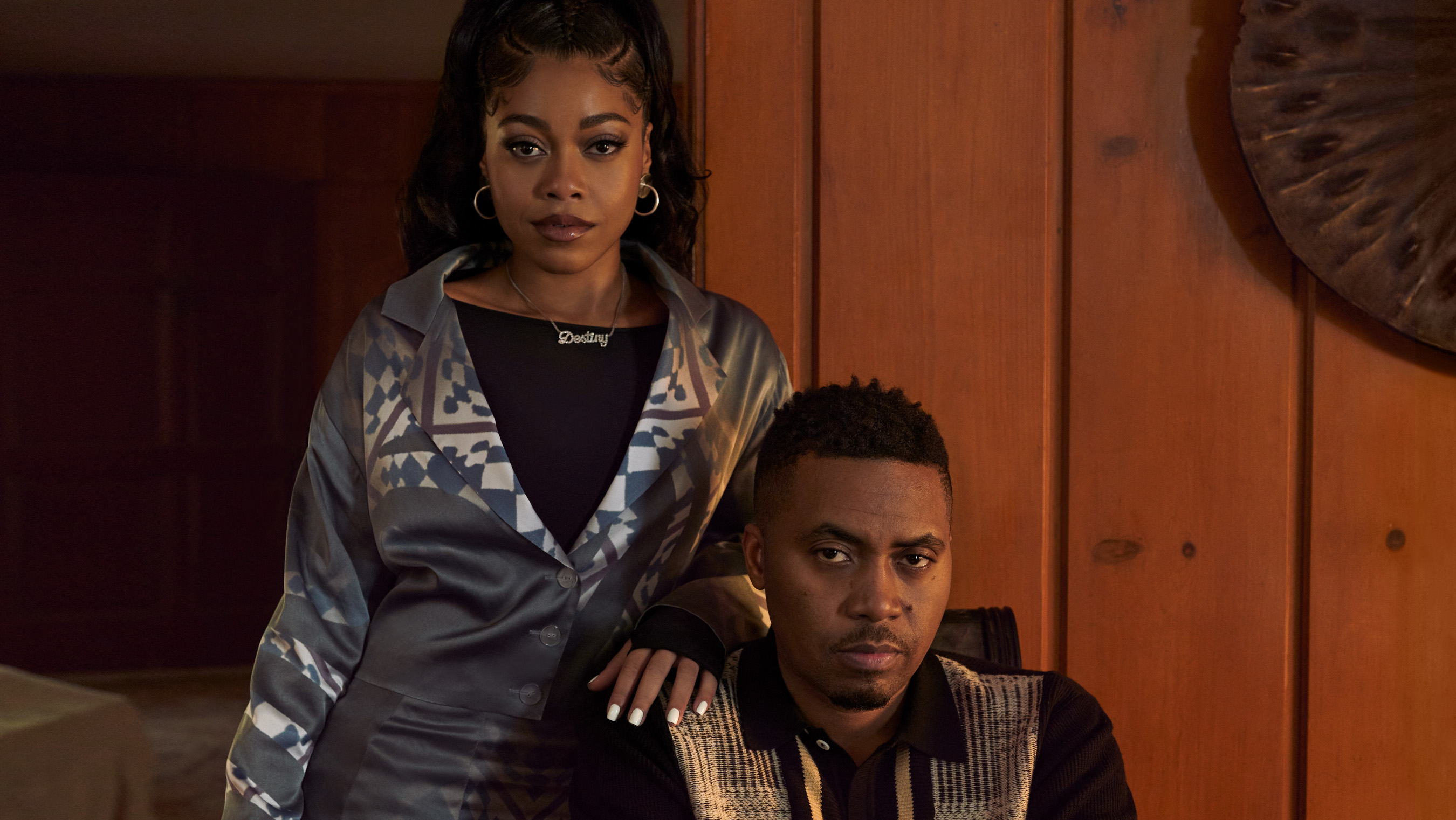 Developed by UNINTERRUPTED, the film recites a letter from Nas to his daughter Destiny, illuminating a generational legacy to thrive, build, rise and innovate no matter the obstacle.