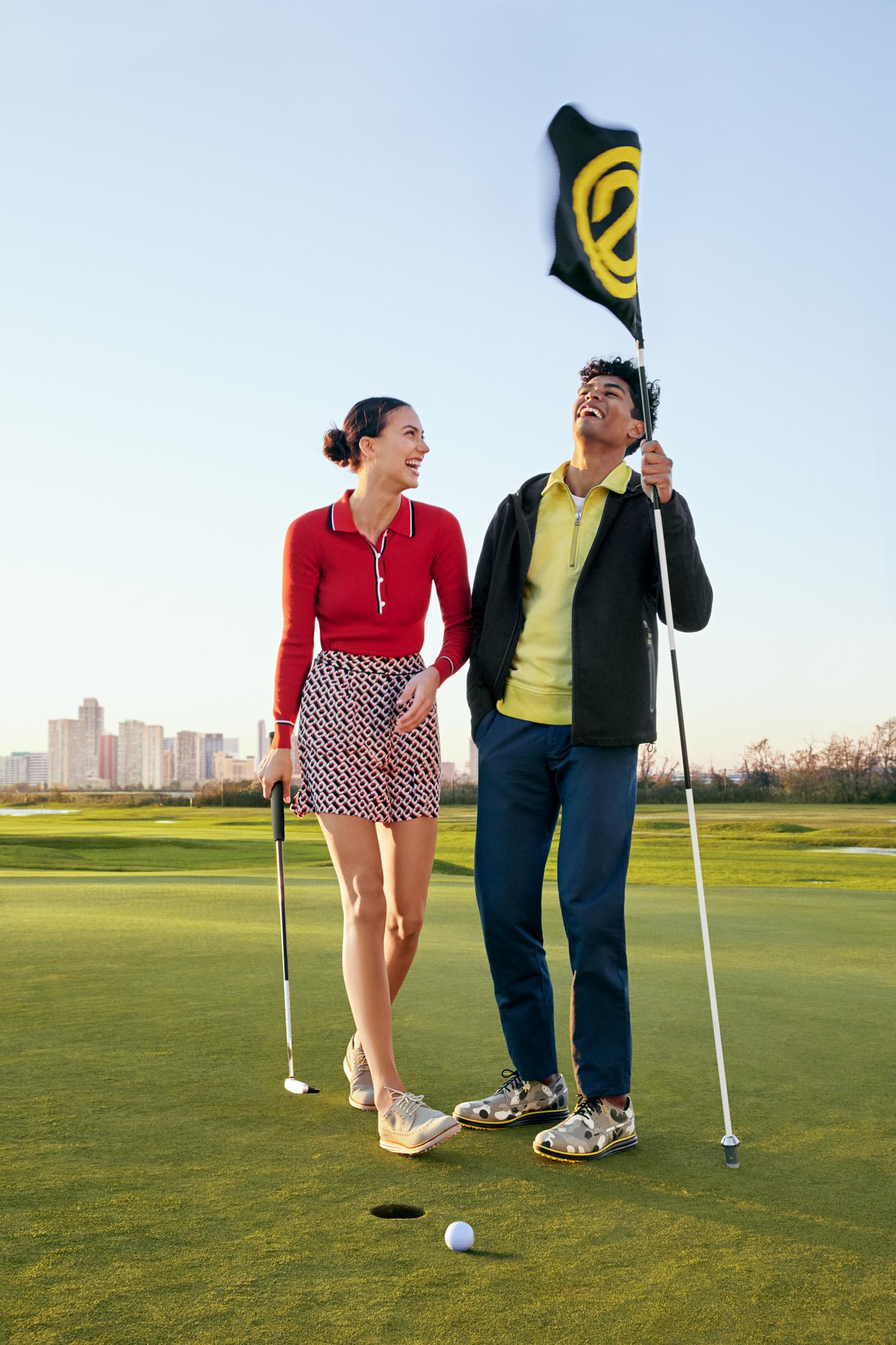 Cole Haan Men's and Women's ØriginalGrand Golf Shoes