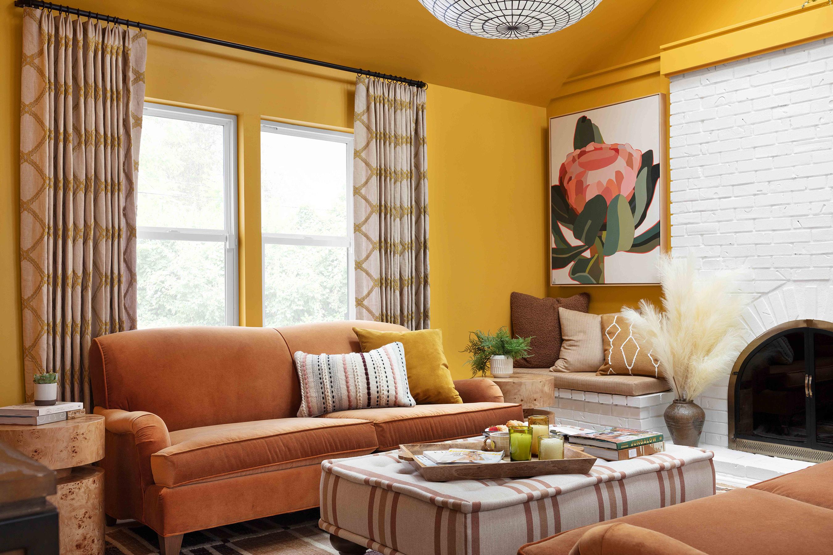 HGTV Urban Oasis 2021 Living Room