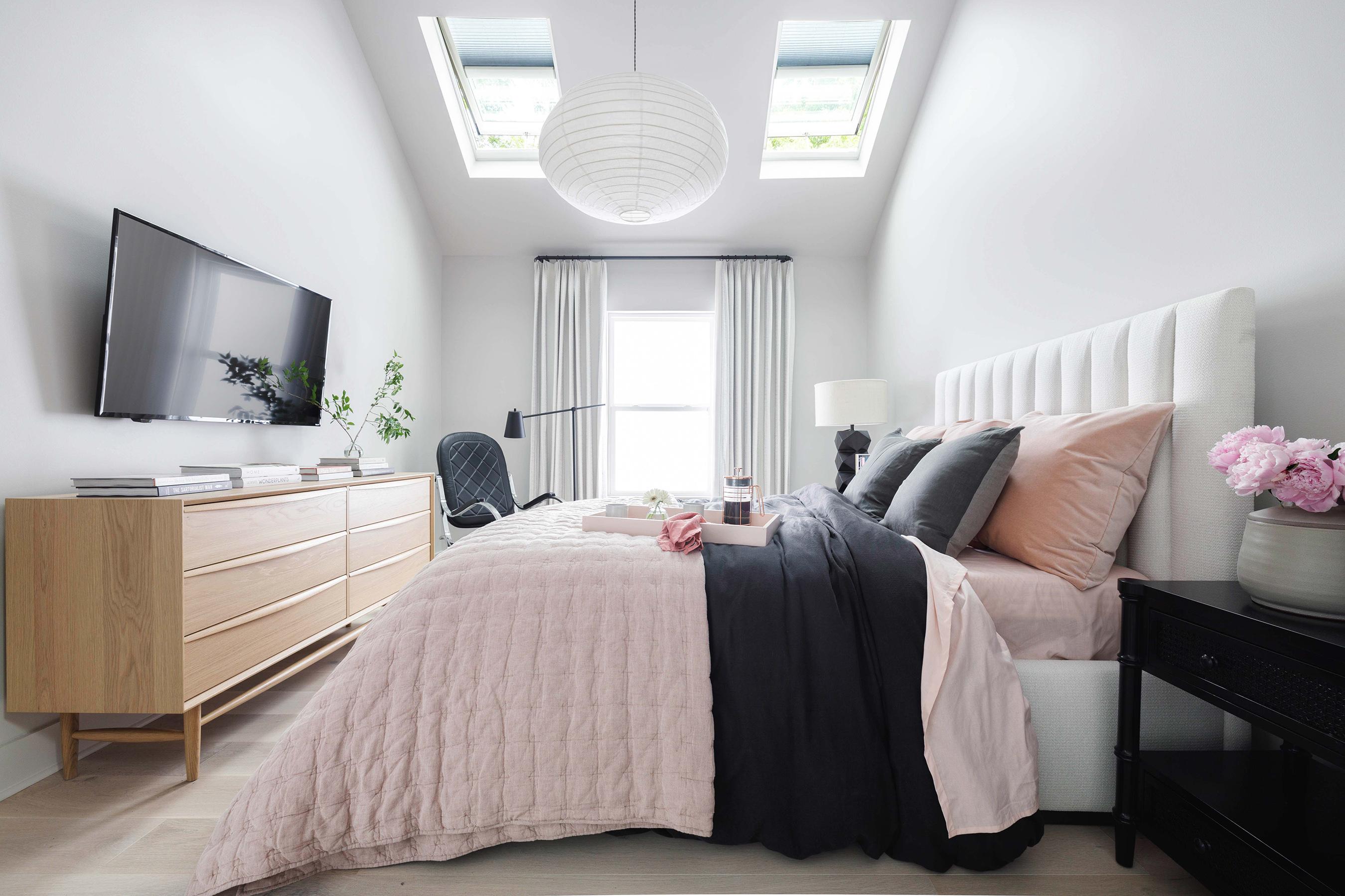HGTV Urban Oasis 2021 Main Bedroom