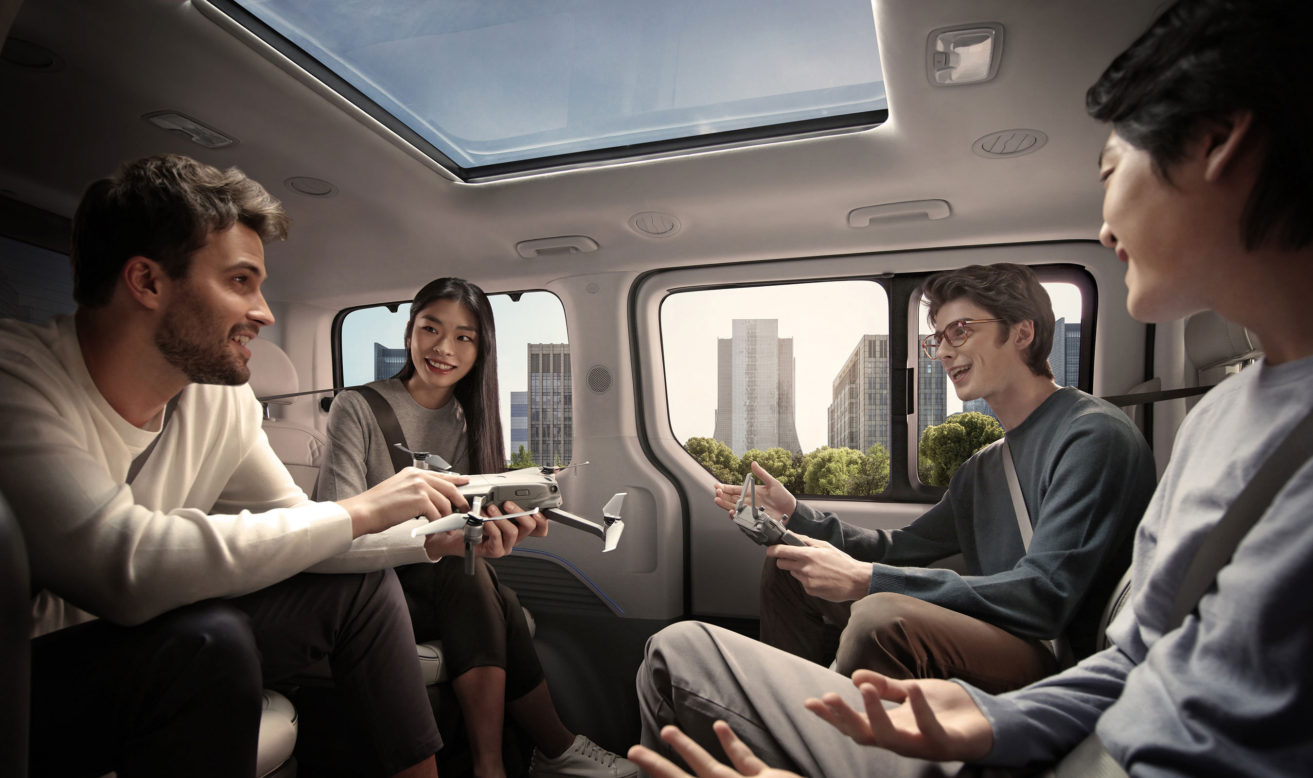Hyundai Motor officially launches new STARIA multi-purpose vehicle (MPV), establishing a model for its future Purpose Built Vehicles