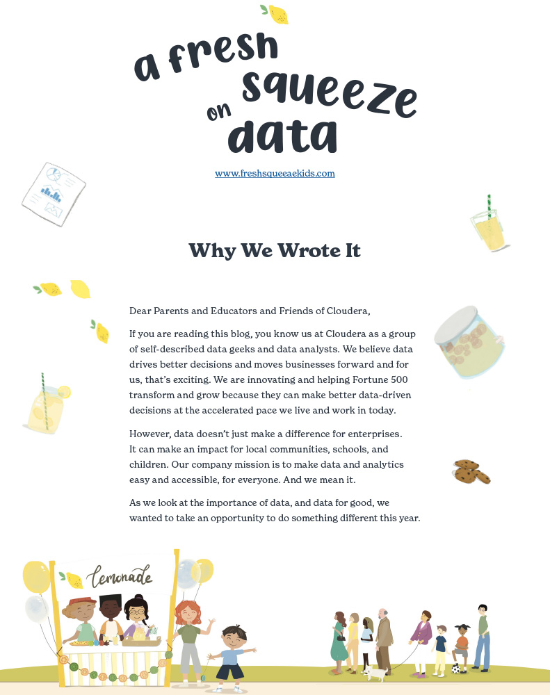 Why We Wrote It
