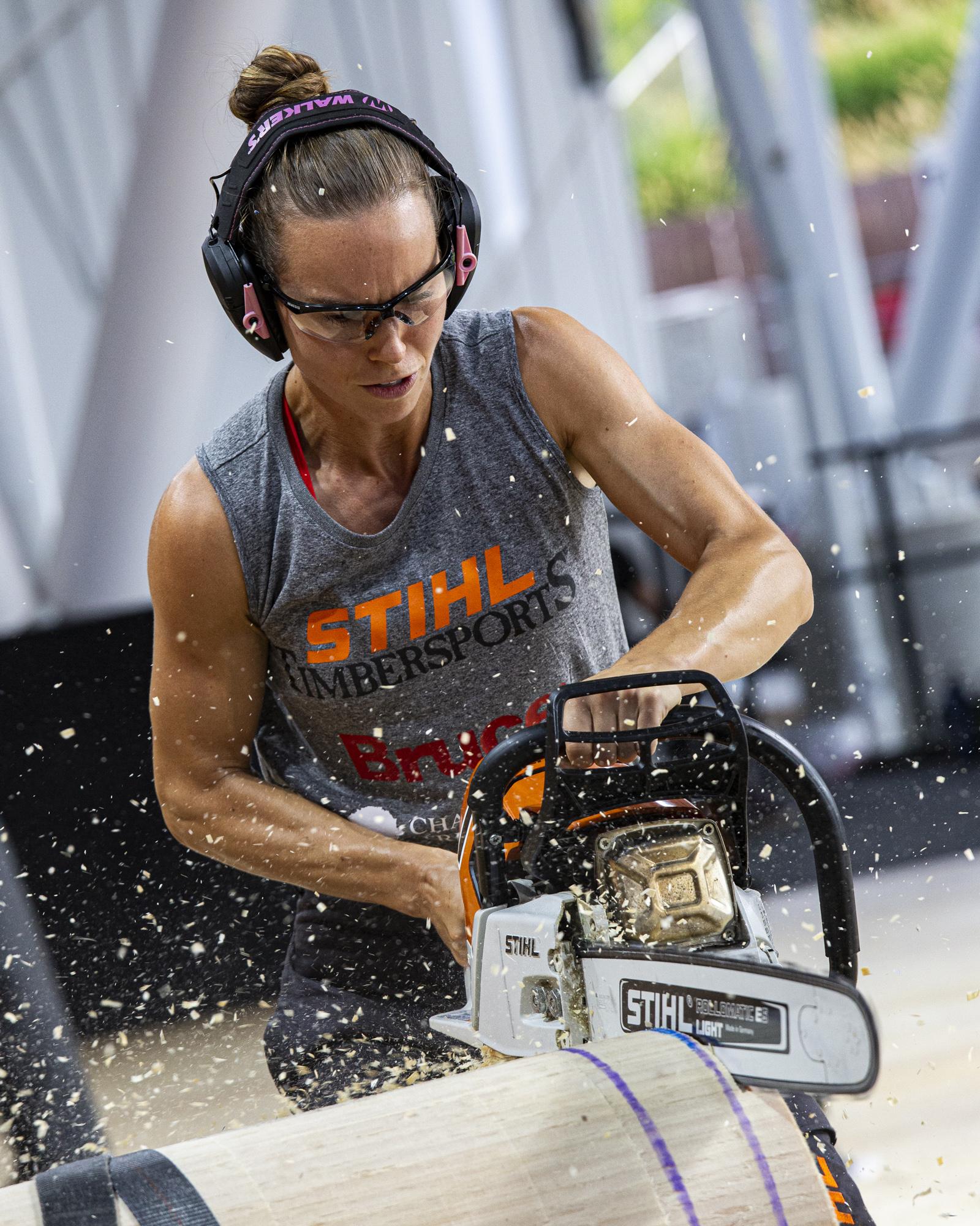 2019 Women's Division Champion Martha King