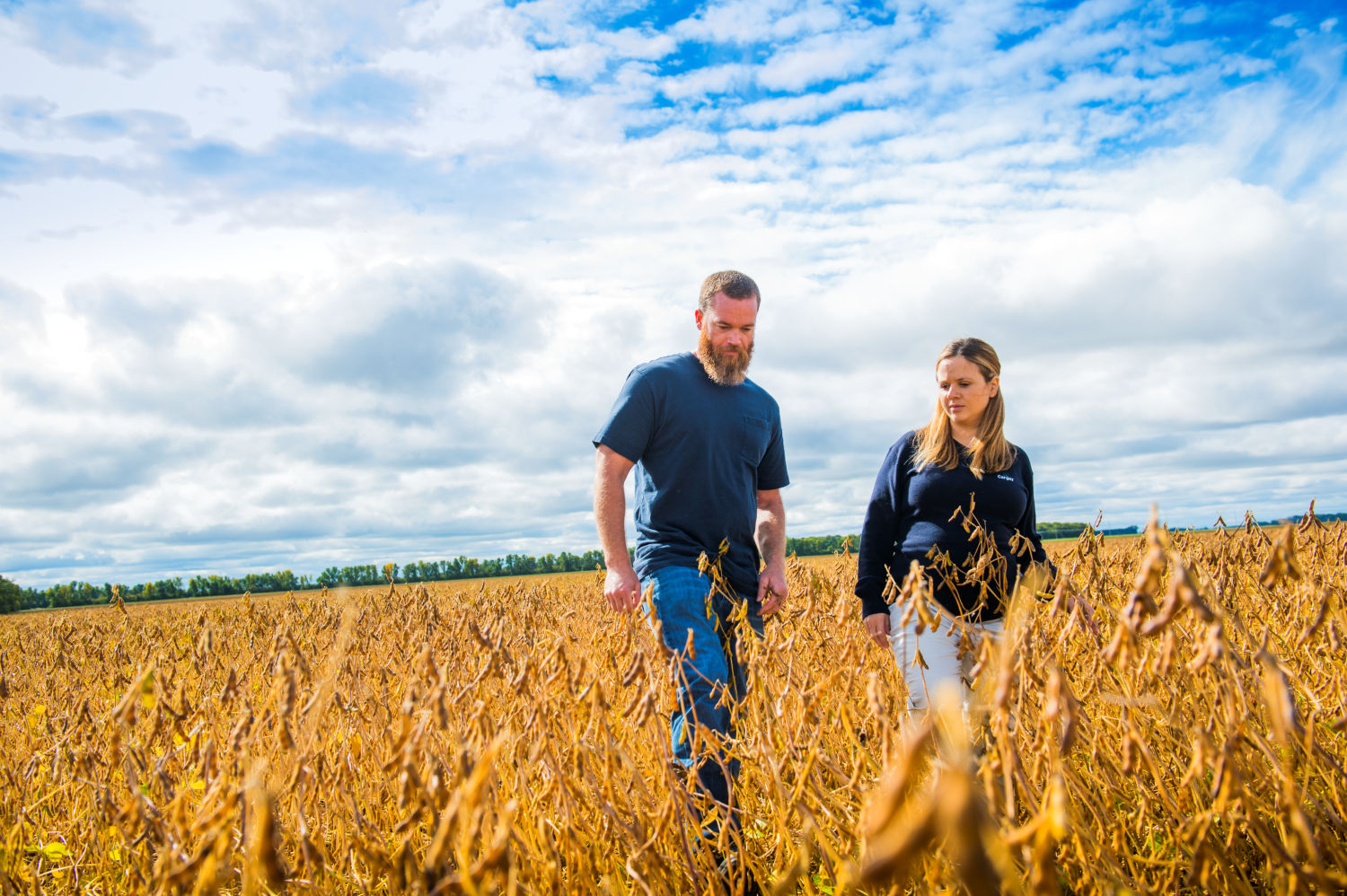 Farmers are some of the best stewards of our earth, focused on keeping it sustainable for generations to come
