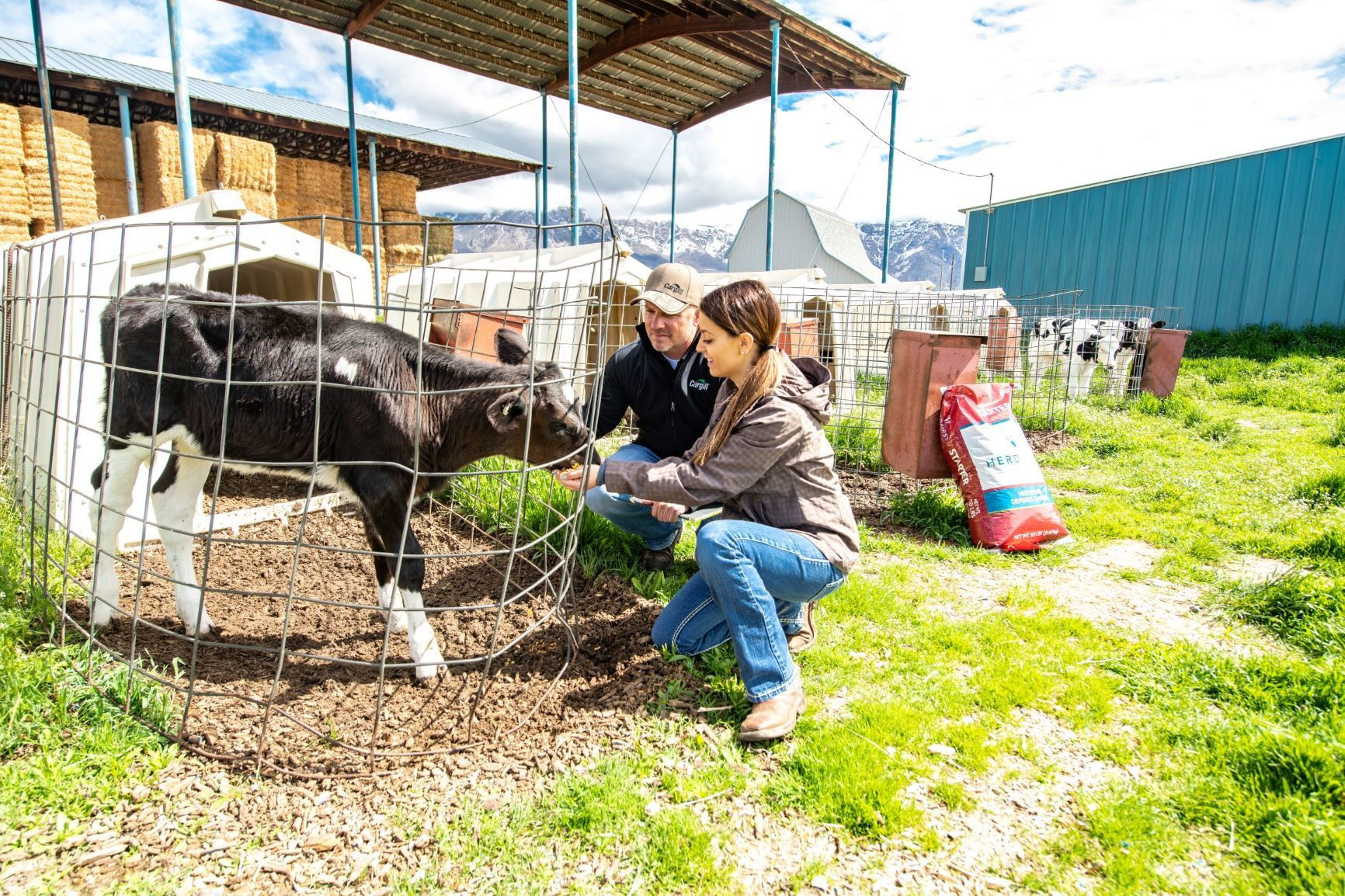 Farmers and ranchers are the heroes of our food system