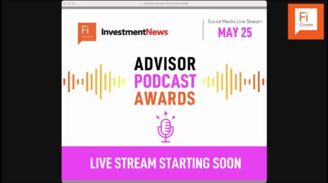 FiComm Partners Announces Winners of Its Inaugural Podcast Awards