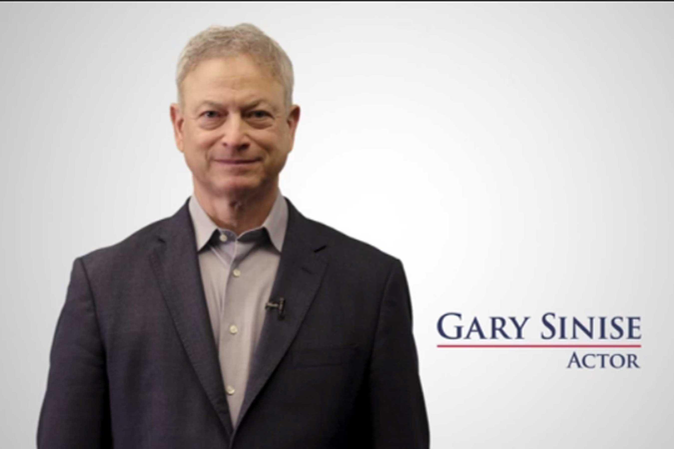 Gary Sinise :15 PSA