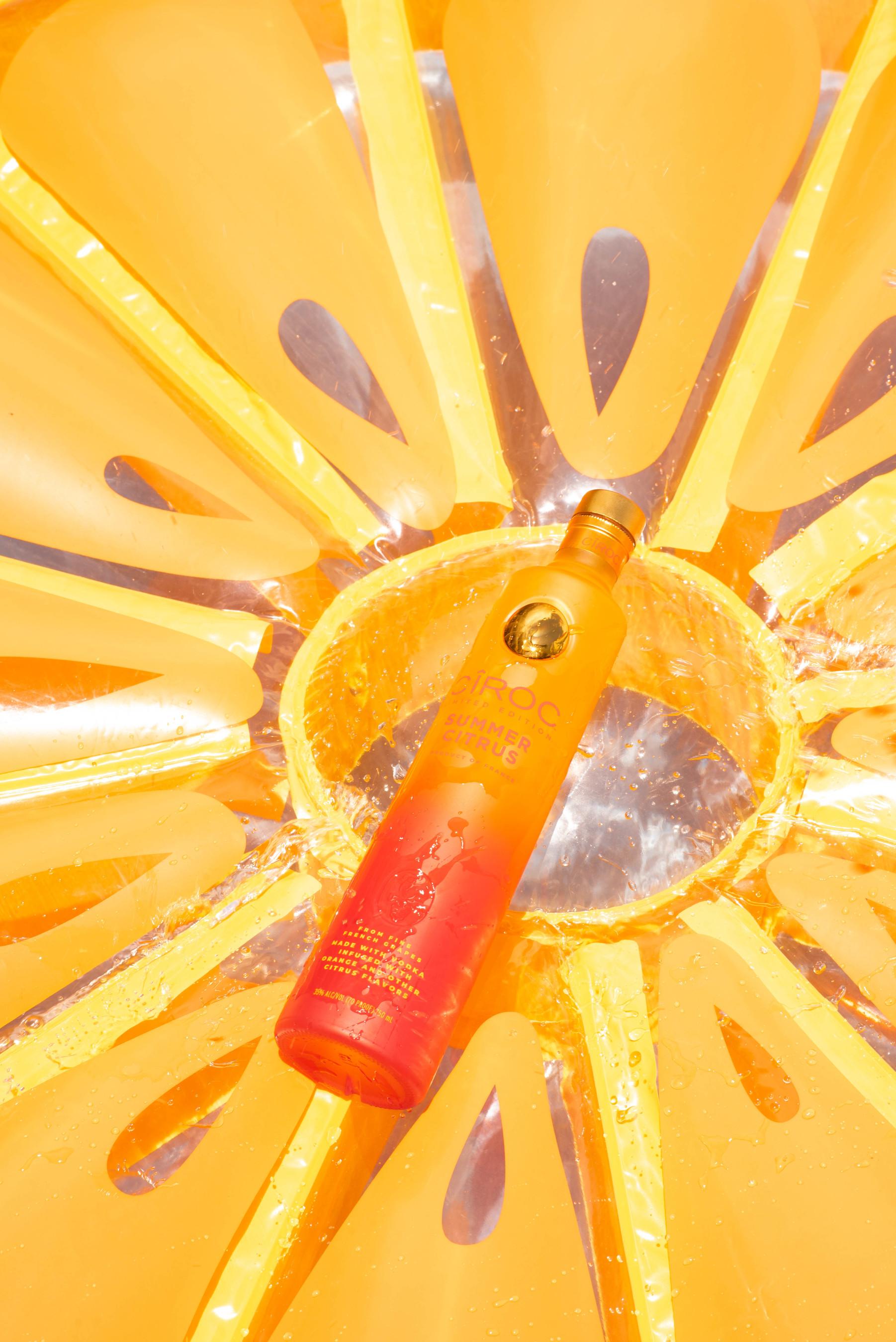 CÎROC Summer Citrus, the New Flavor of Summer