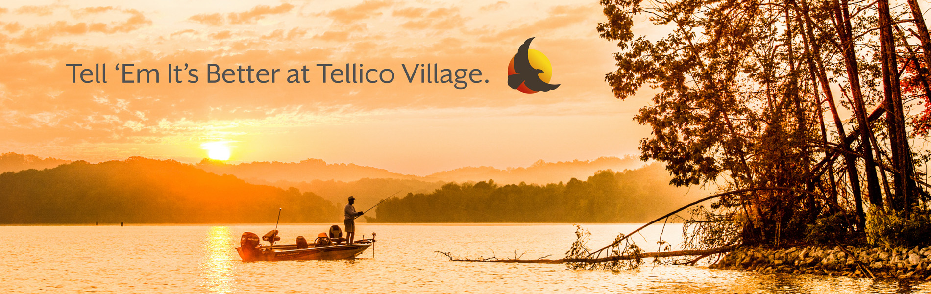 Welcome to Tellico Village - A Waterfront Retirement Community in East Tennessee.