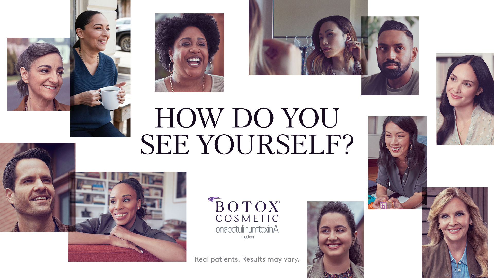 See Yourself, A New Campaign from Allergan Aesthetics