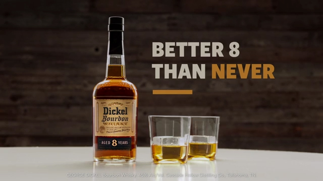 In time for National Bourbon Day today, George Dickel is excited to announce the newest release from the award-winning Cascade Hollow Distillery - Dickel Bourbon - a permanent offering that's been aged 8 years.