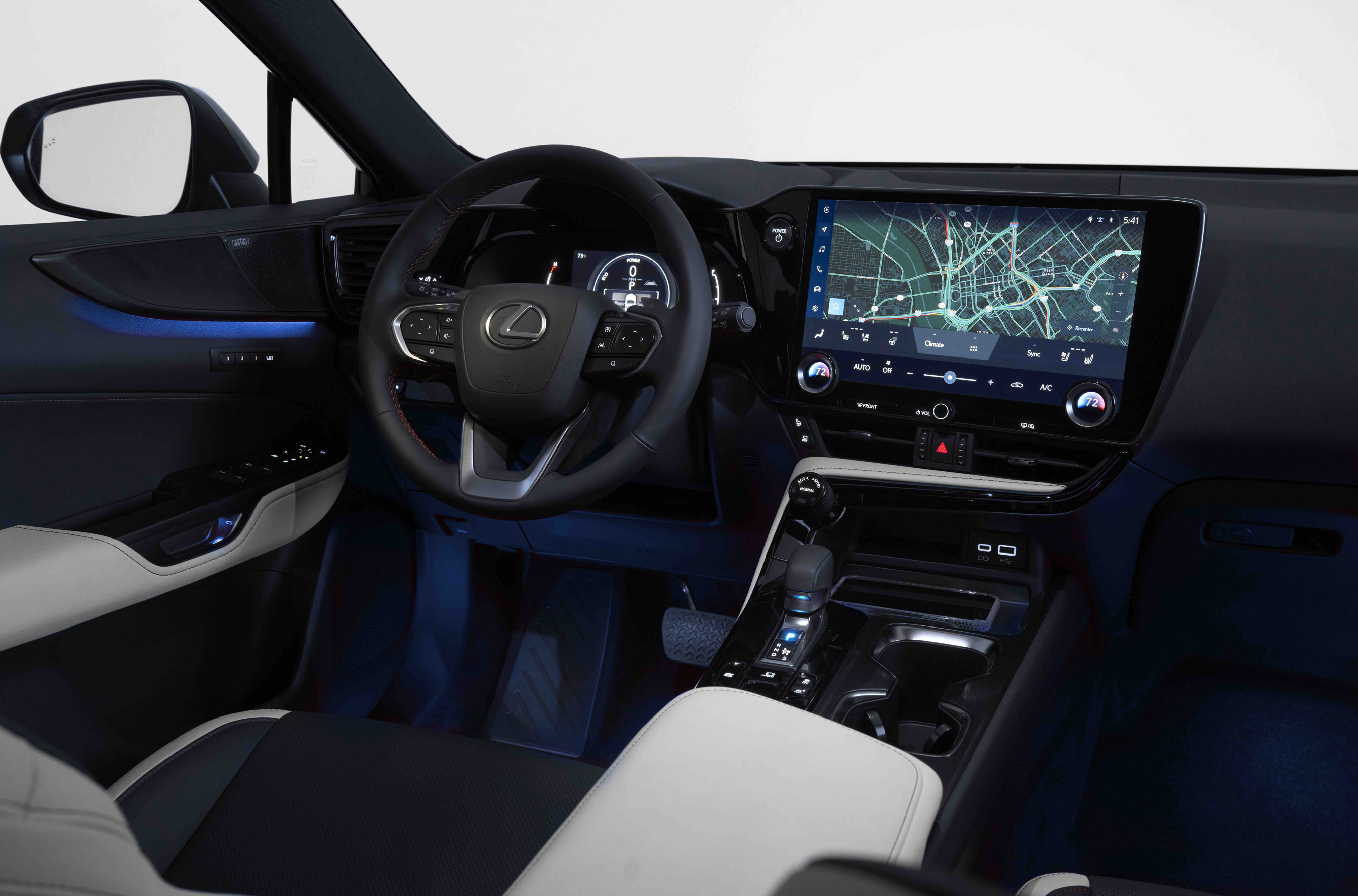 Lexus introduces the all-new 2022 NX, delivering a long list of firsts, including the all-new Lexus Interface multimedia system designed with the North American market in mind.