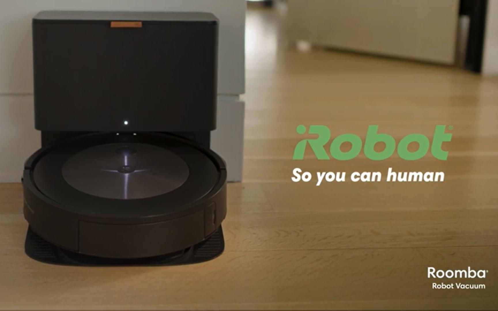 iRobot Introduces Roomba® j7+ Robot Vacuum with Genius™ 3.0 Home...