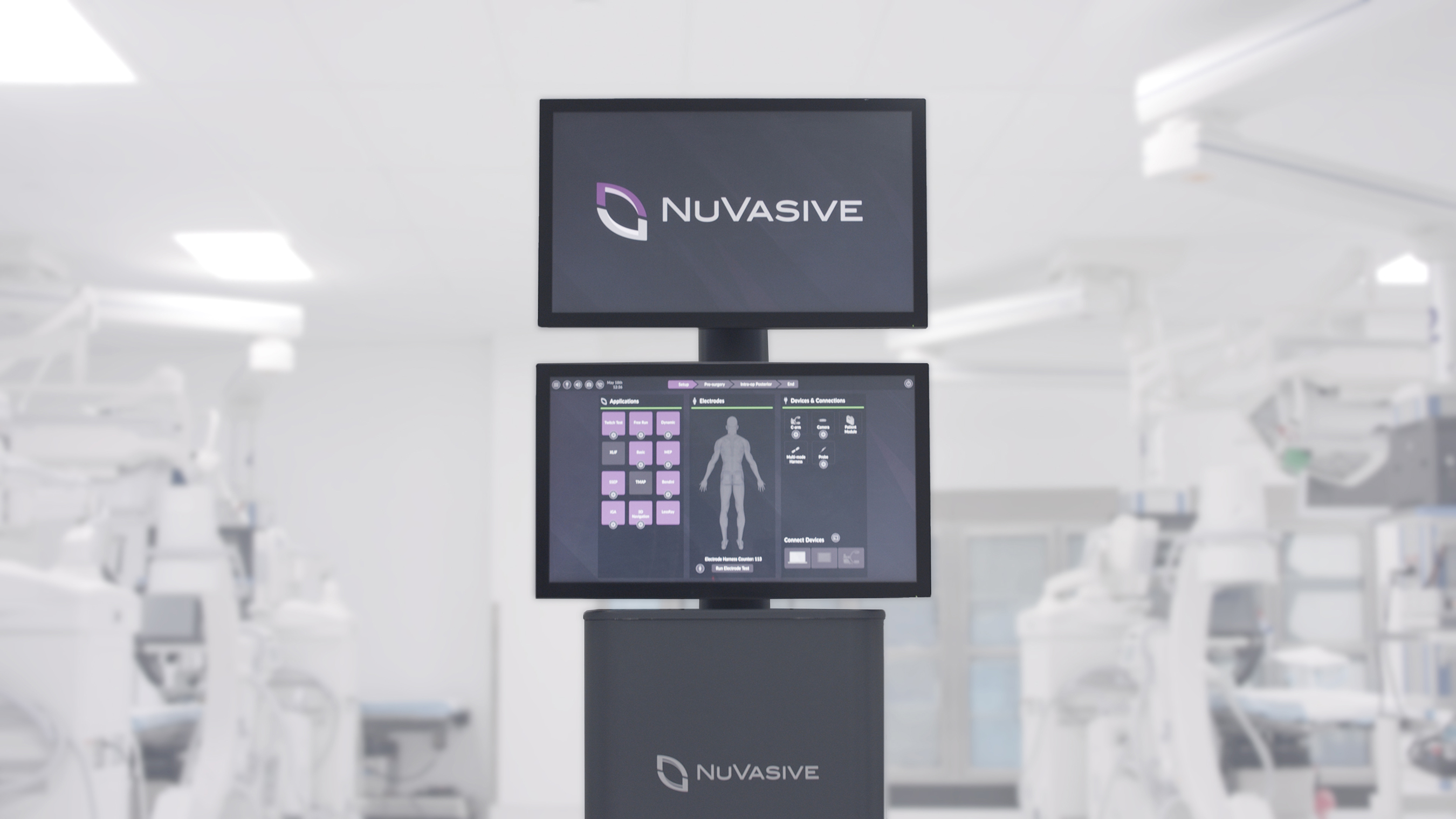 Pulse is a first-of-its-kind platform that integrates multiple technologies to address the most common clinical challenges in spine surgery.