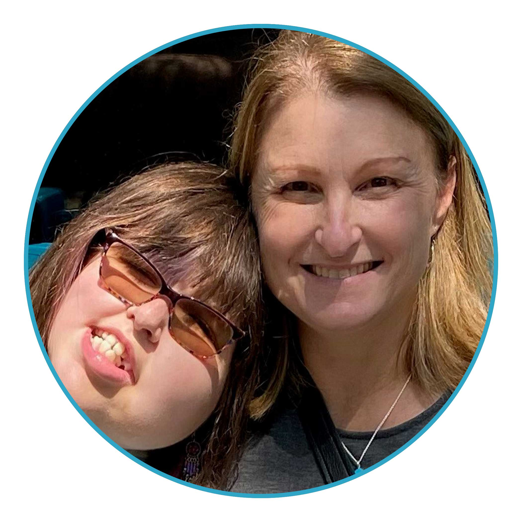 Robynn K, Caregiver and Meet The PROS Advisor