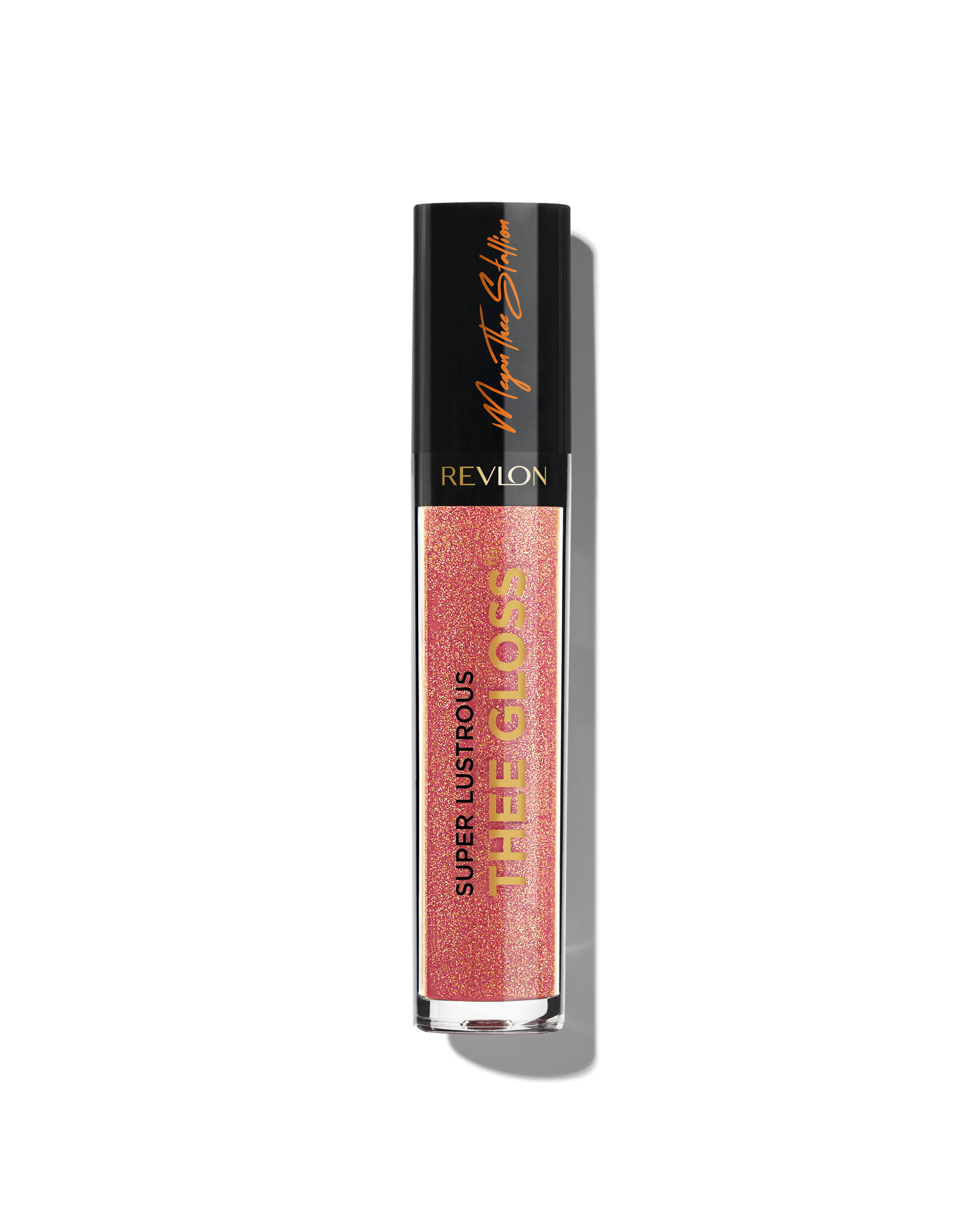 DropX Exclusive Revlon x Megan Thee Stallion Hot Girl Sunset SL-Thee Gloss Blissed Out