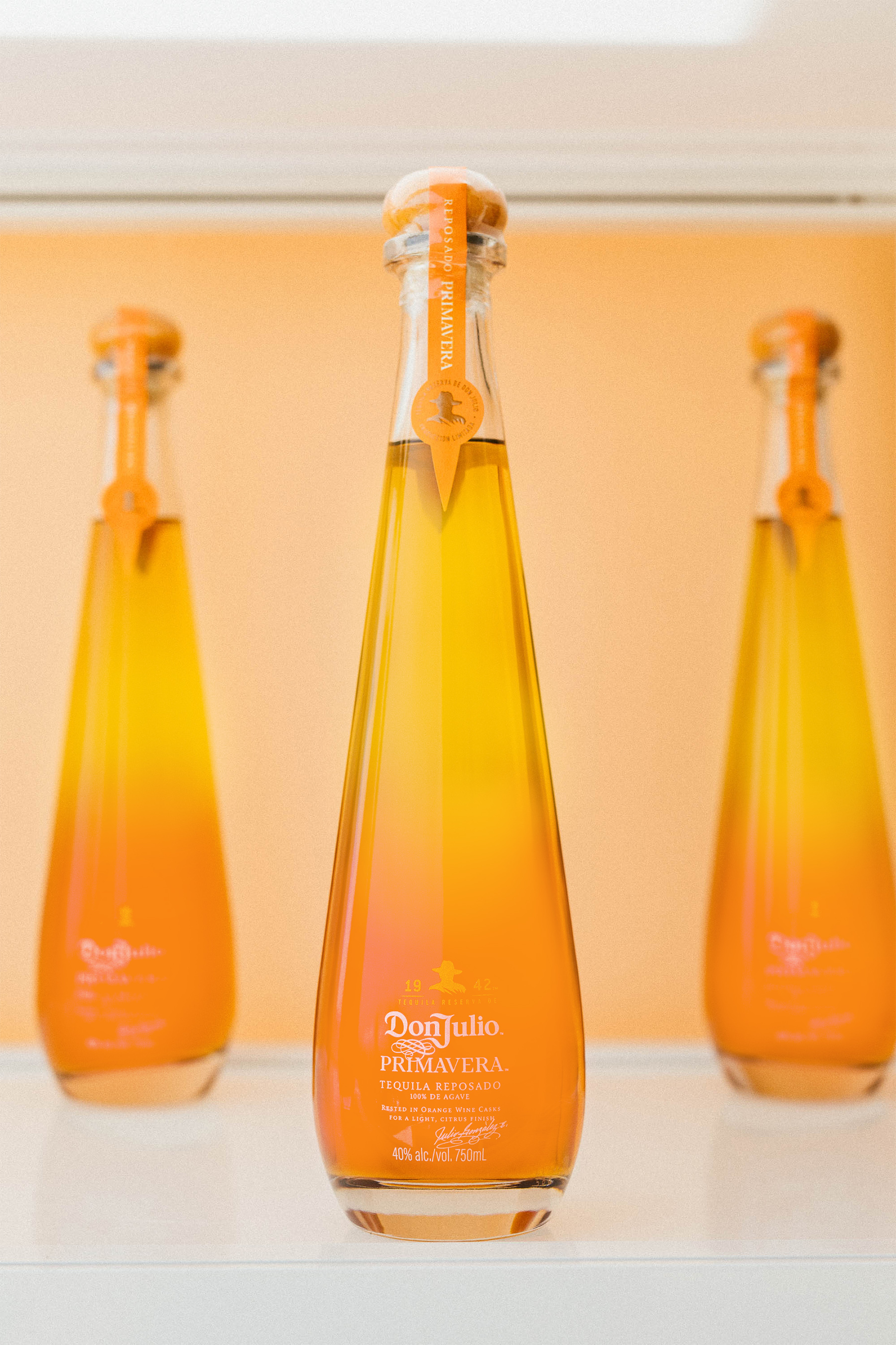 Introducing Tequila Don Julio Primavera - A Limited Edition.