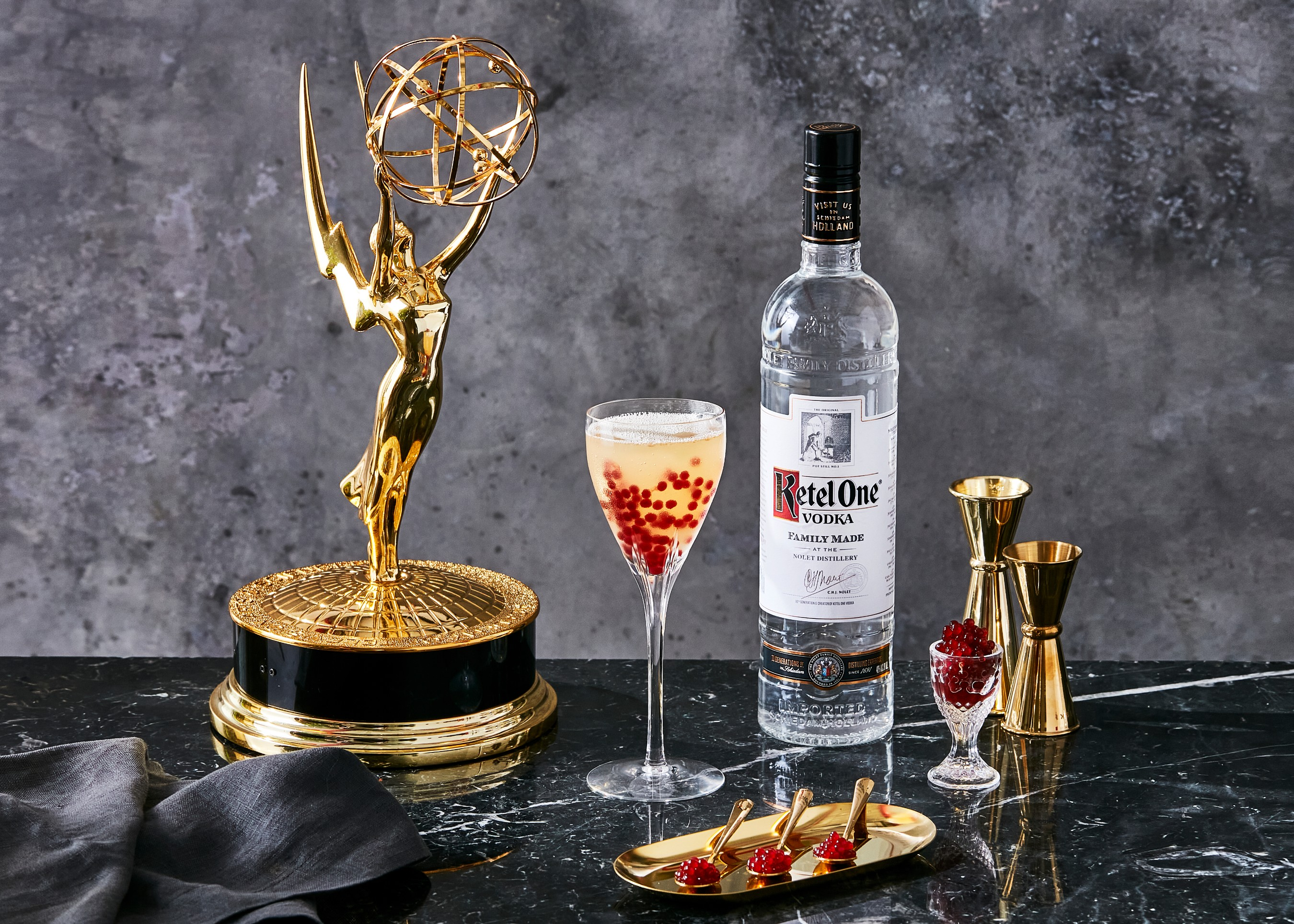 The Ketel One Reboot Royale Cocktail