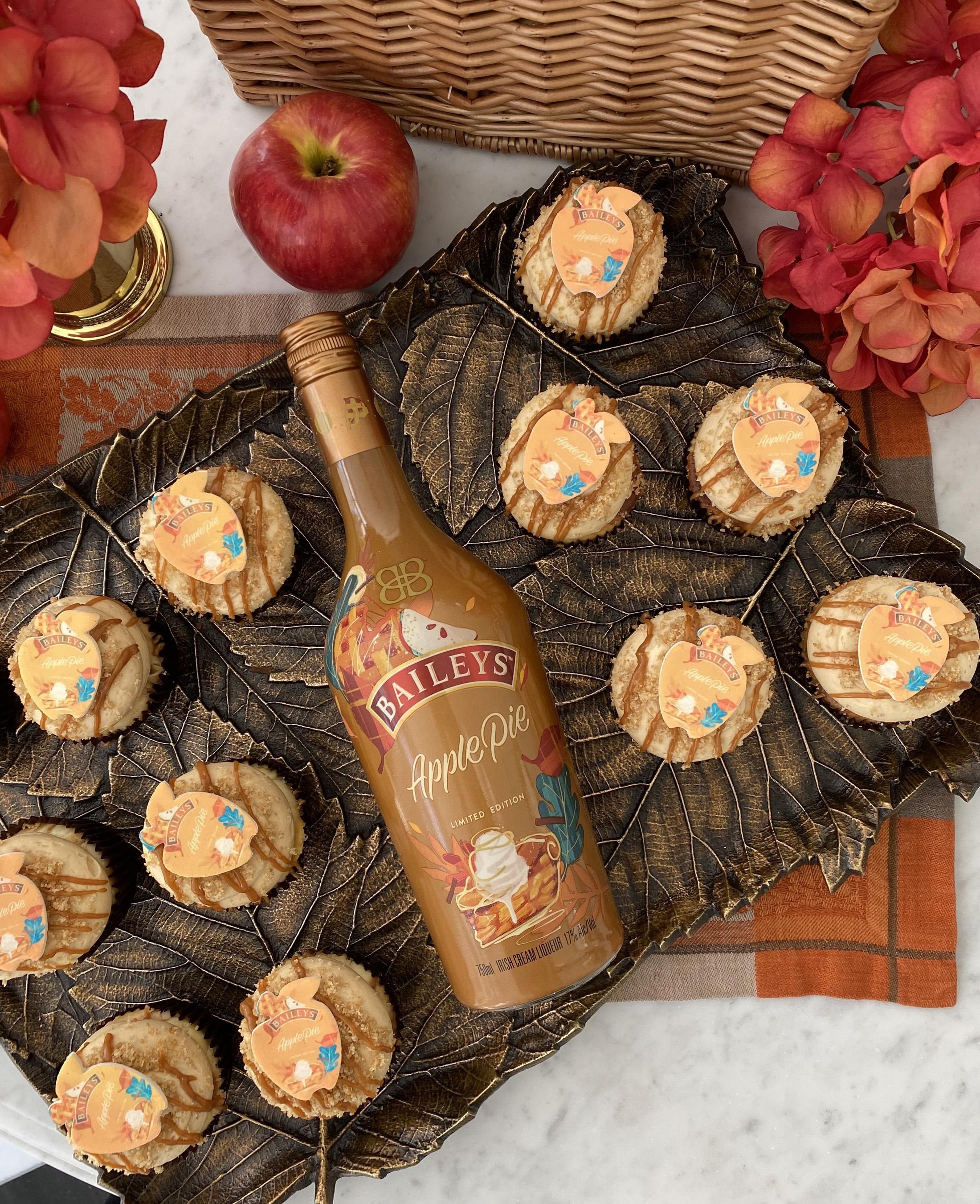 Georgetown Cupcake, Baileys Caramel Apple Pie