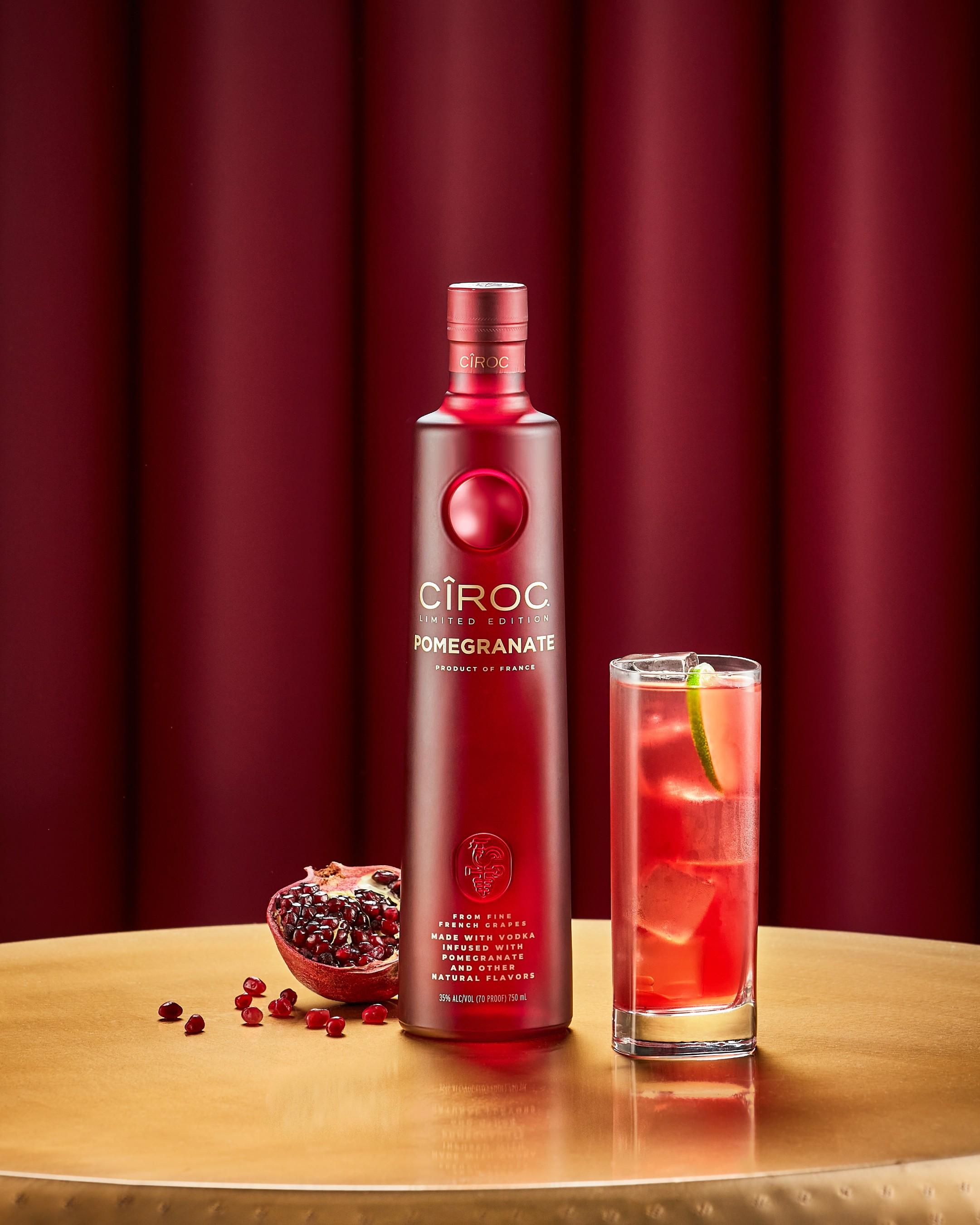 CIROC Pomegranate Passion