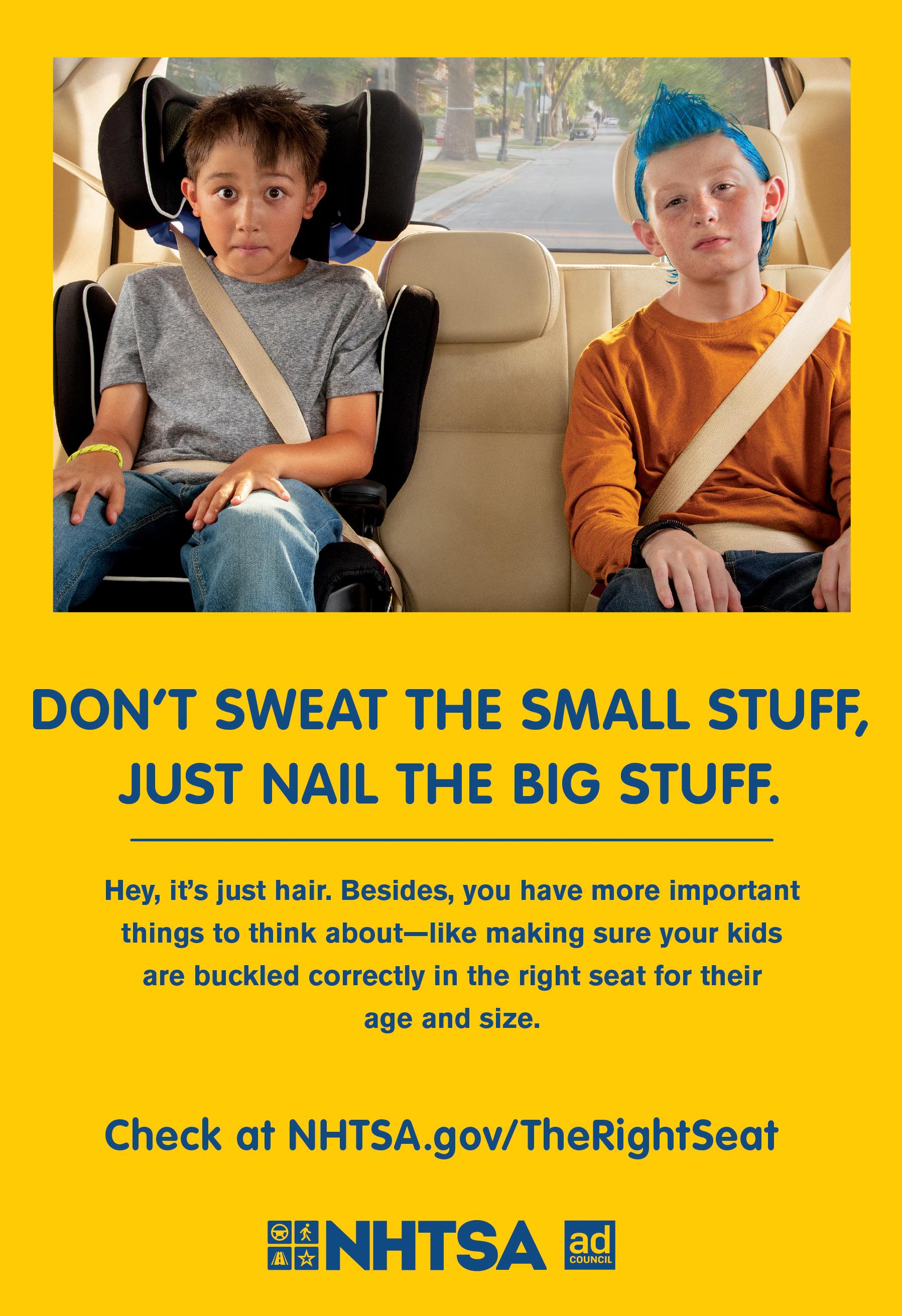 Homemade Hairdos – Bus shelter