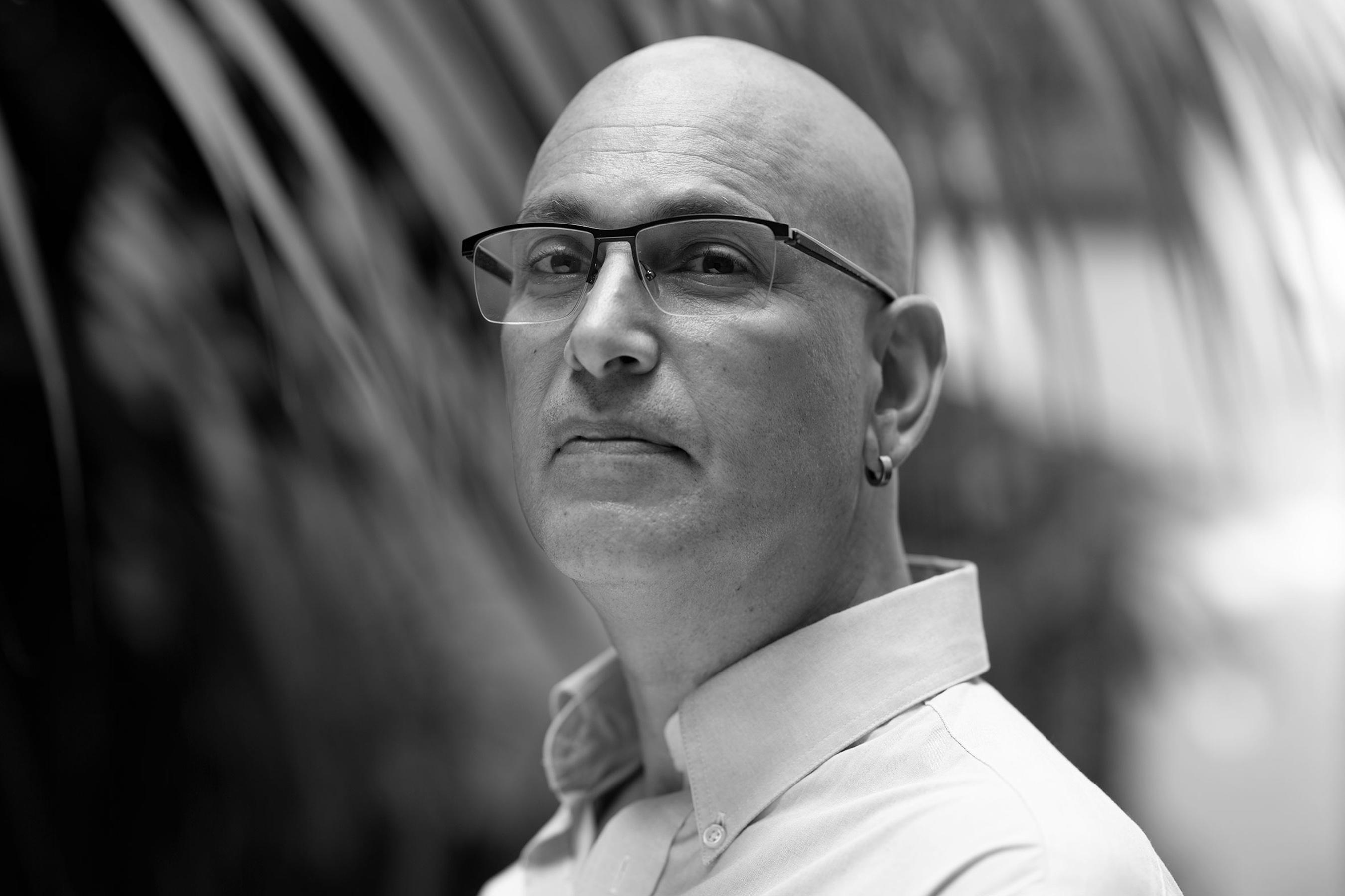 Meet Artist Jorge Rodriguez-Gerada