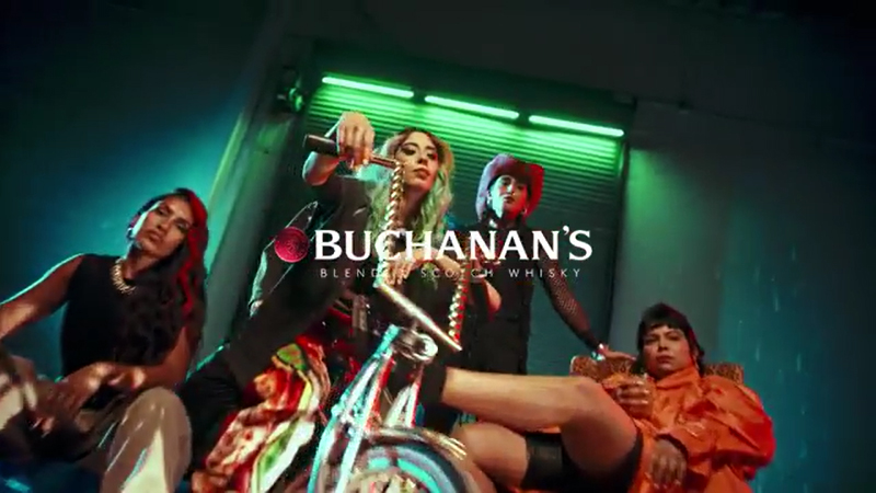 """Buchanan's Scotch Whisky Launches """"What Glory We Are"""" Campaign..."""