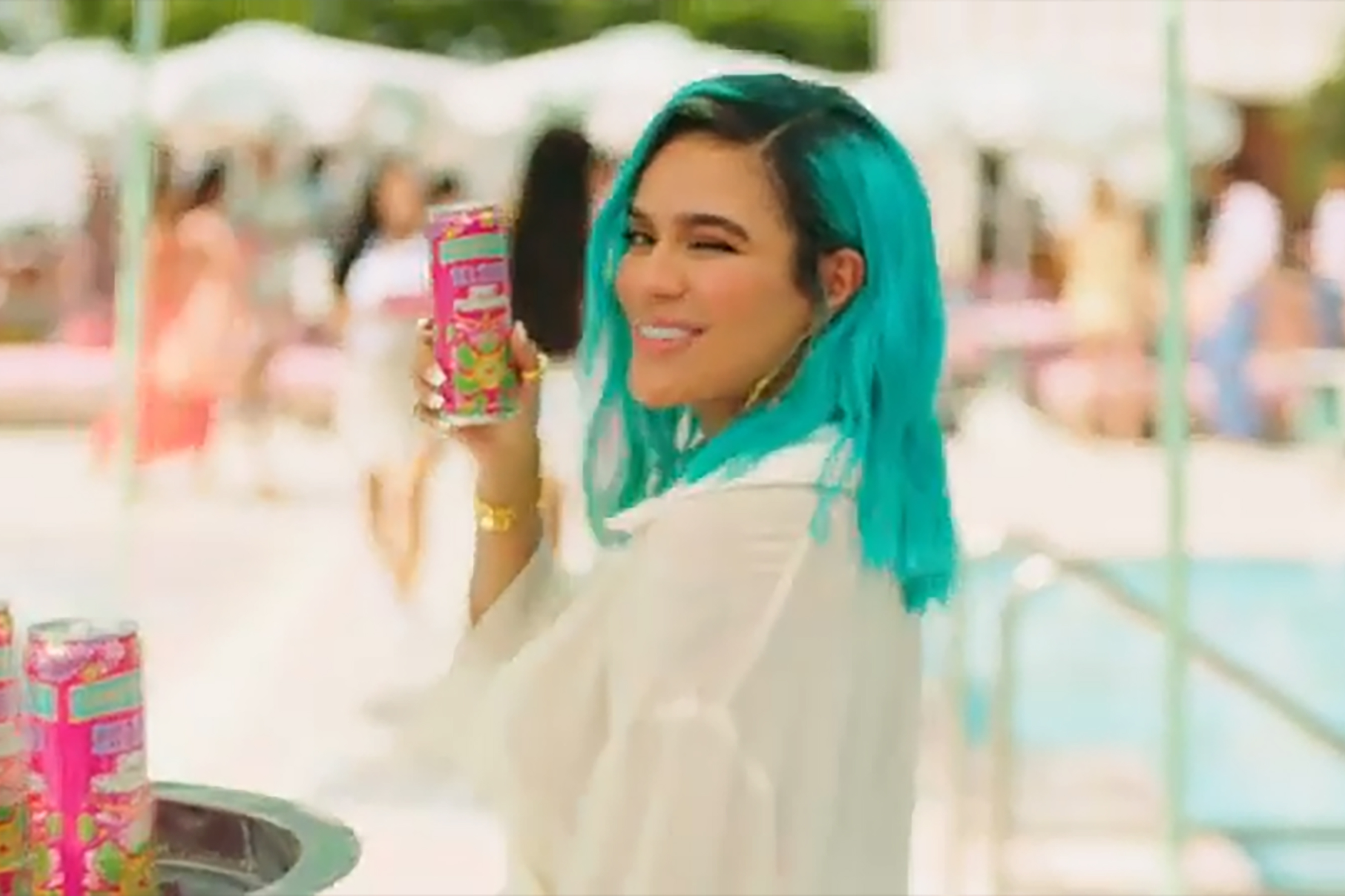 The World Is Ready To Drink Louder! Smirnoff Announces Its Newest Partnership With International Superstar Karol G