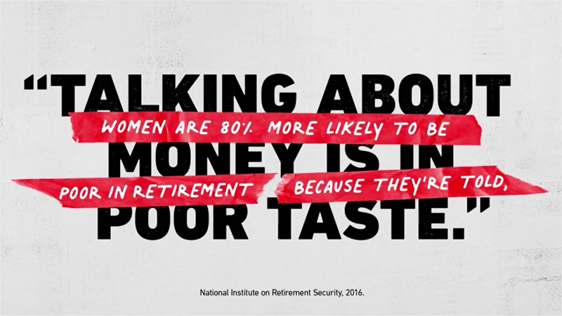 Women Find Inspiration to Reclaim Financial Independence in New PSAs from AARP and the Ad Council