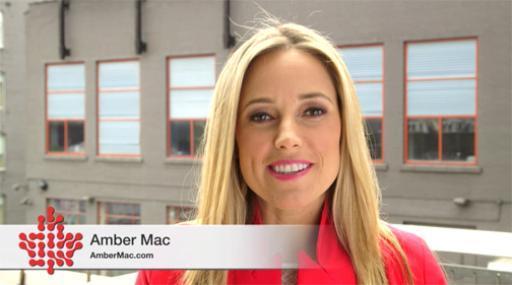 Amber Mac on CDMN Canada 3.0 2013