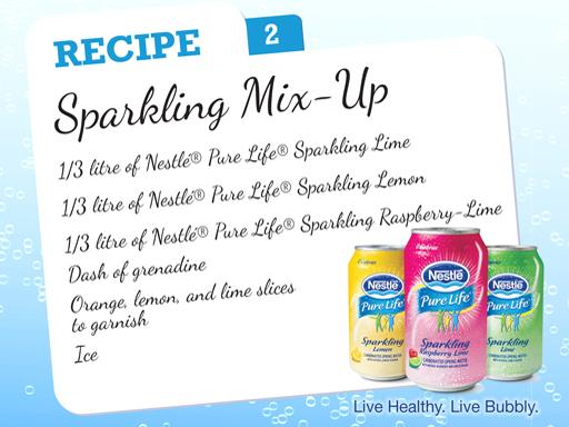 Sparkling Mix-Up
