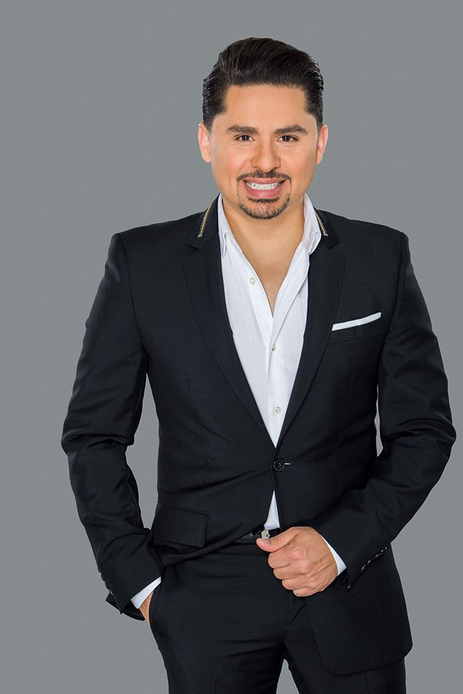 Larry Hernández, estrella de Larrymanía