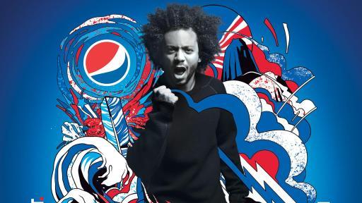 Pintar Al Mundo De Azul Pepsi Ama Y Vive El Ftbol Con