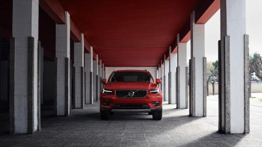 La Nuova Xc40 Completa La Gamma Volvo Nel Segmento In