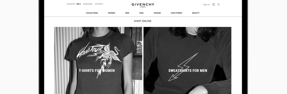 Europei I Lancia Nuovi Commerce Mercati Piattaforma E La Givenchy Per 2WHIED9Y