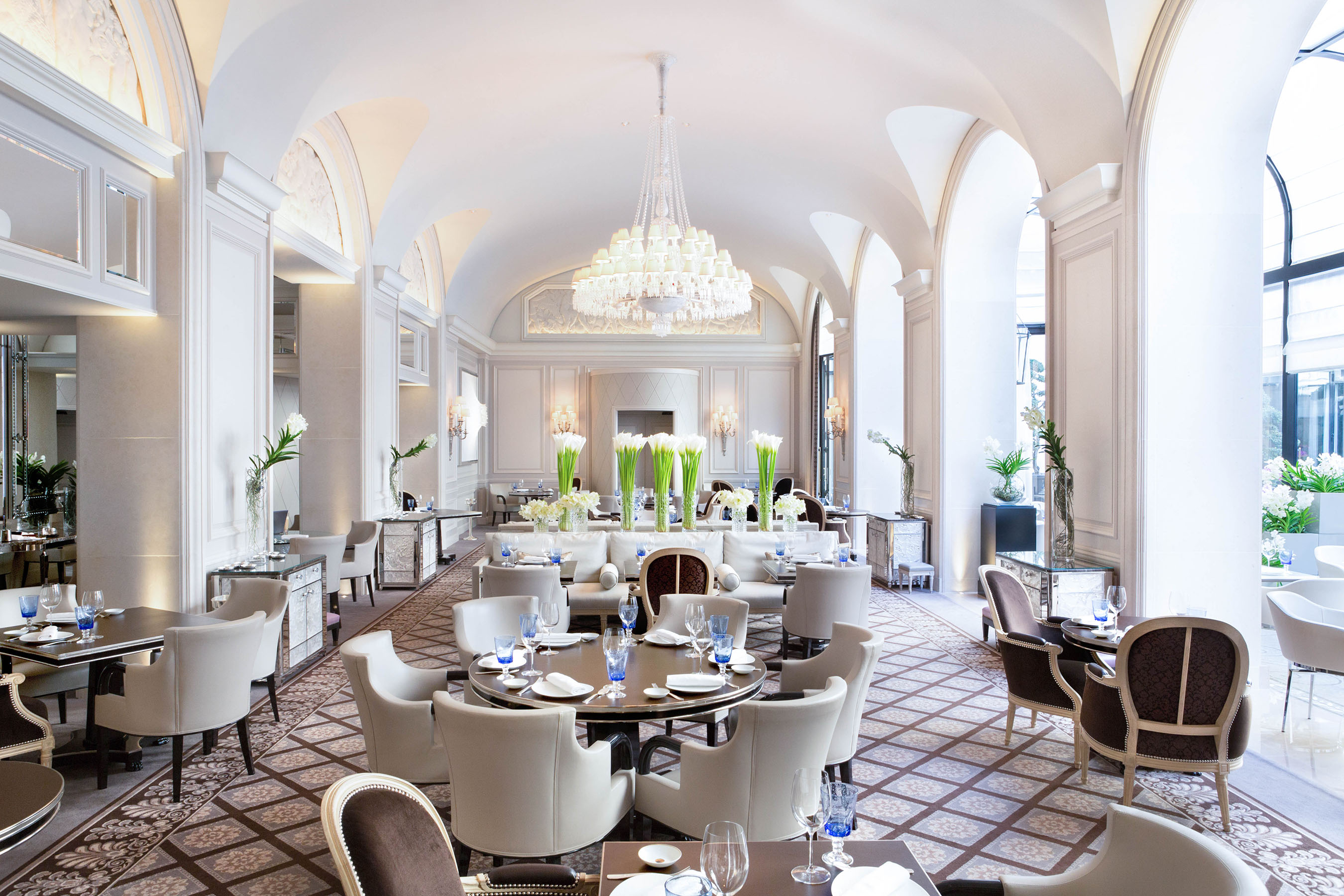 Four Seasons Hotel George V Paris Recognised By The