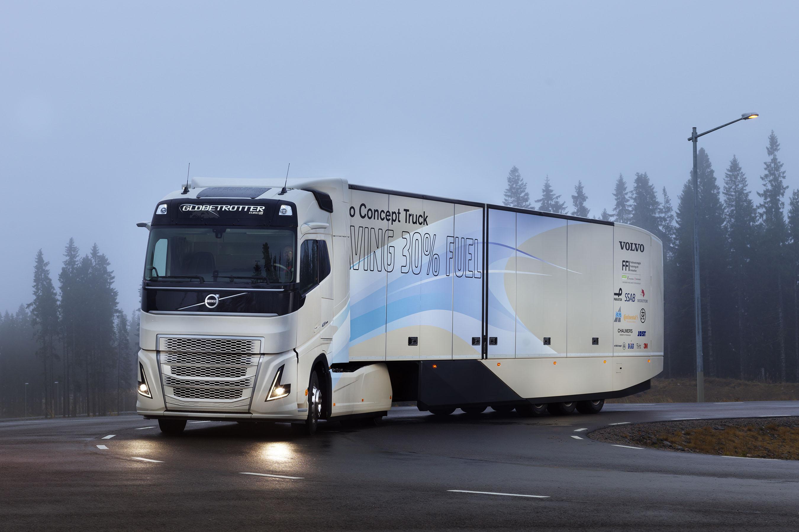 Kelebihan Truk Volvo Spesifikasi