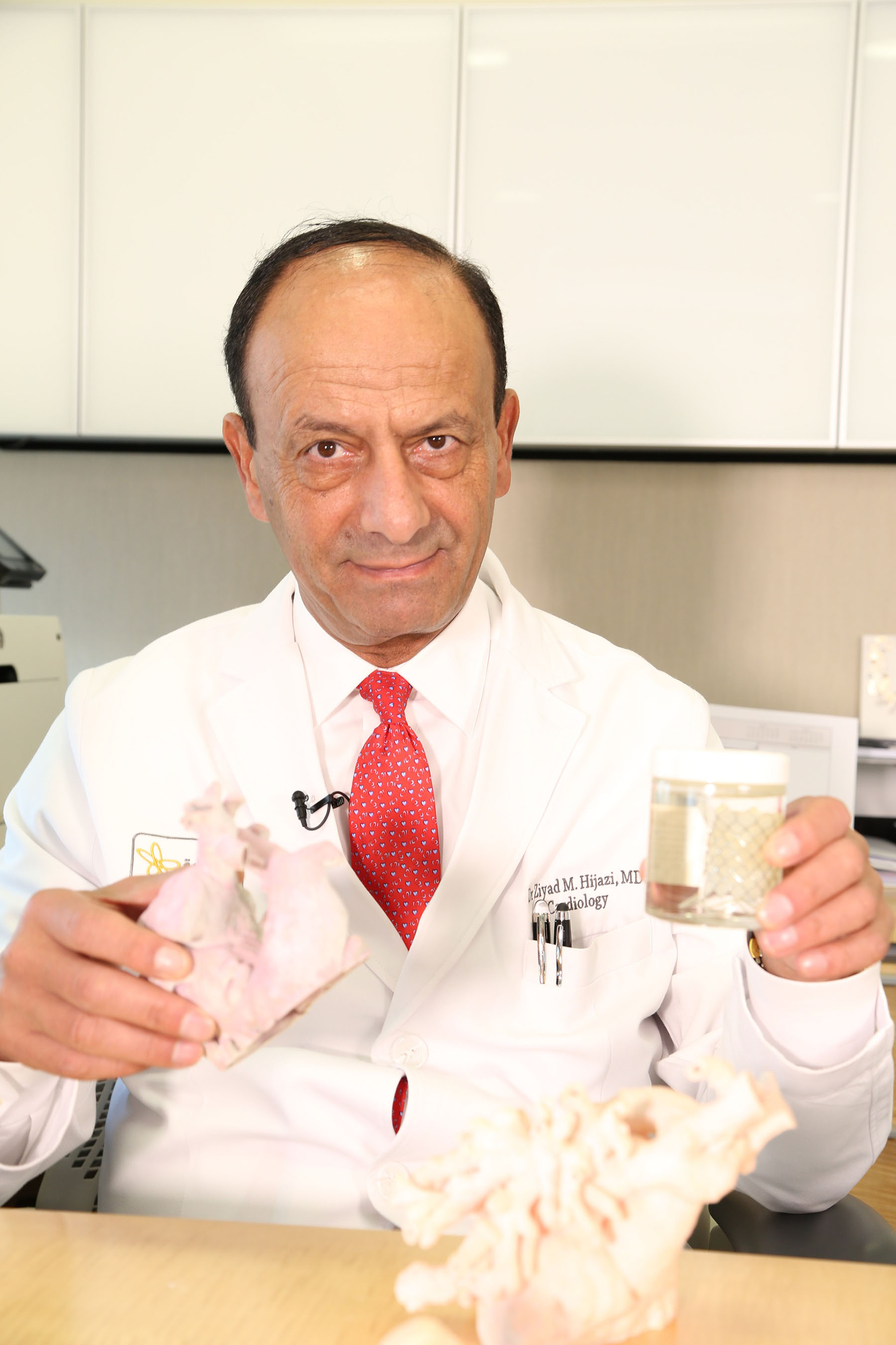 Sidra Cardiologist Pioneers New Heart Valve Surgery in Qatar