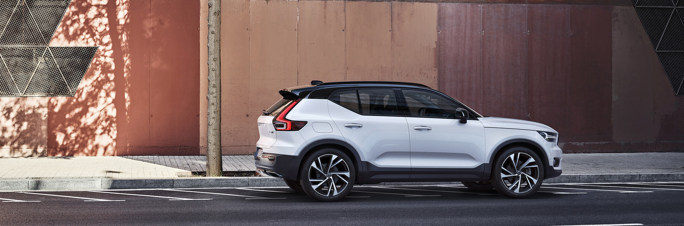 new xc40 completes global volvo line up for fast growing premium suv segment. Black Bedroom Furniture Sets. Home Design Ideas