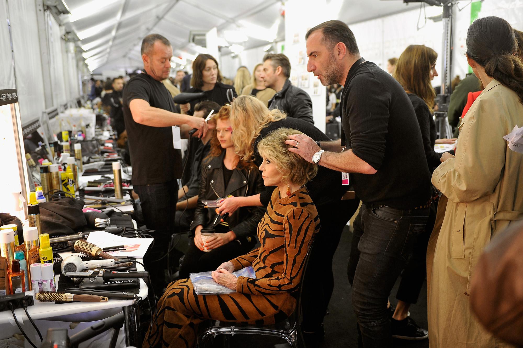 """d1fef53ef3e Le Défilé L'Oréal Paris"""": Relive the brand's first fashion and ..."""