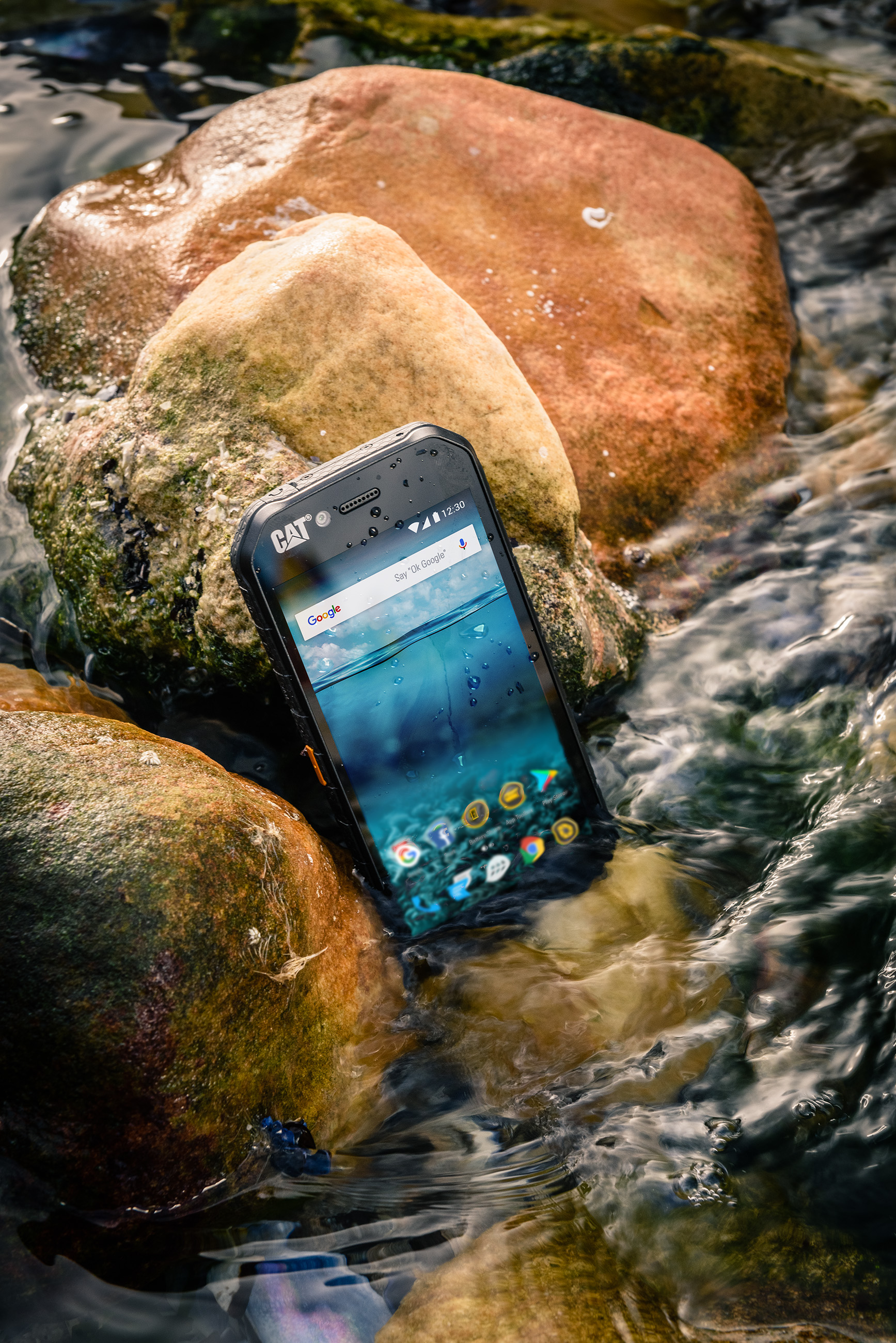 Discover The New Rugged Cat 174 S41 Smartphone Extreme Power