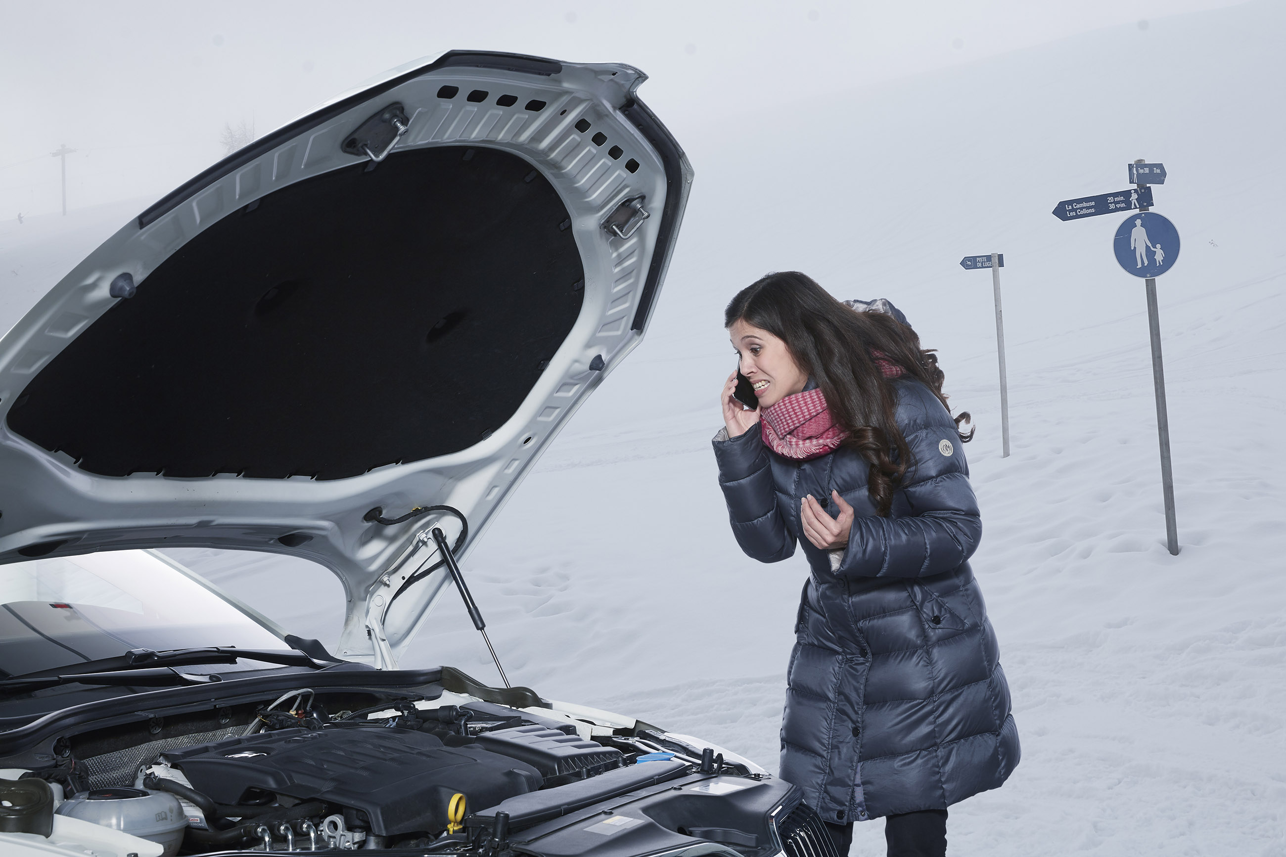 Safe And Sound Through The Winter Battery Tests Are Part Of