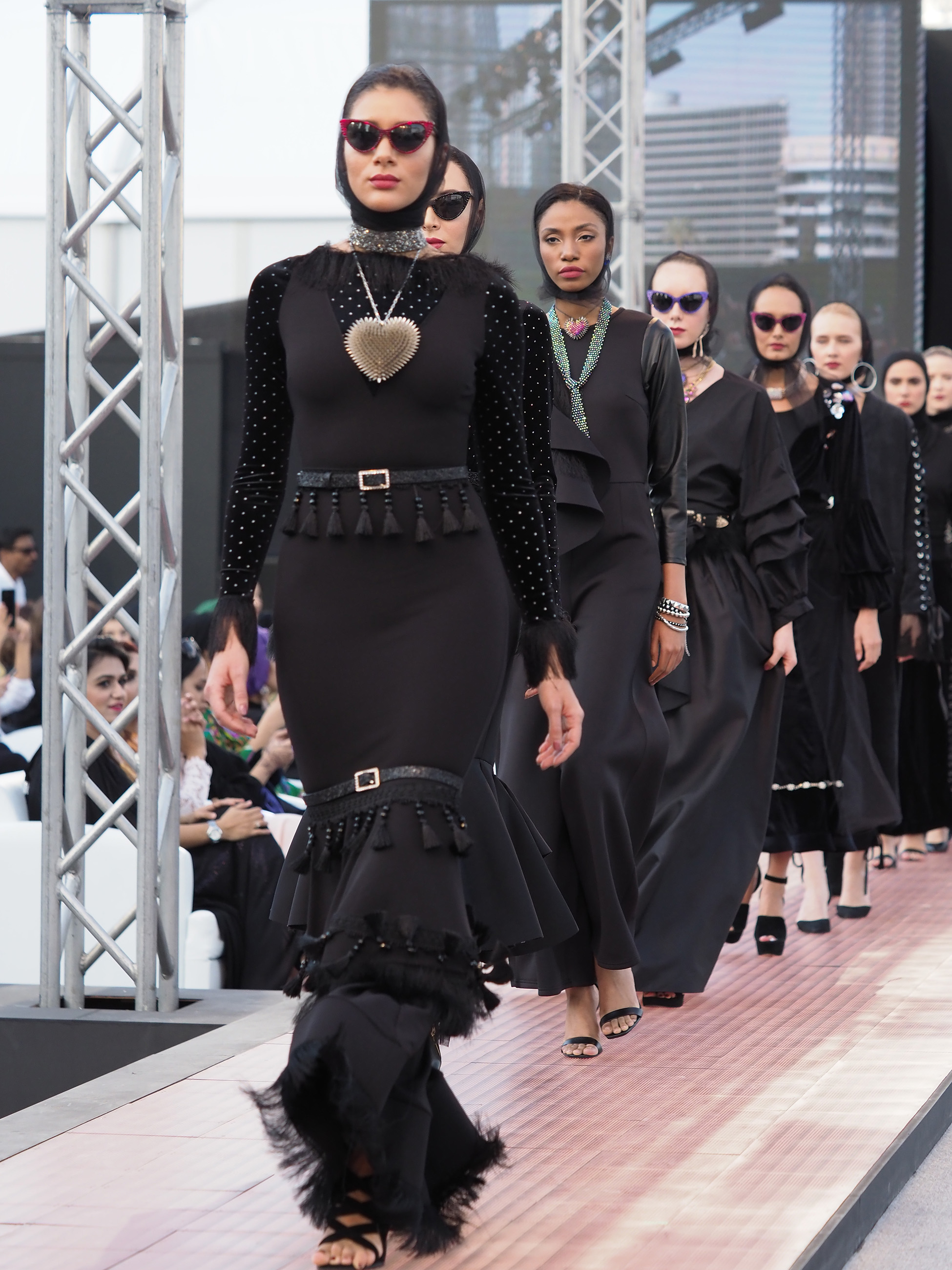 Dubai S First Ever Modest Fashion Week Draws To A