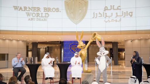 Warner Bros. World Abu Dhabi Announces Opening Date