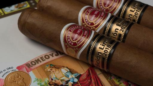 Romeo y Julieta Tacos Limited Edition detail